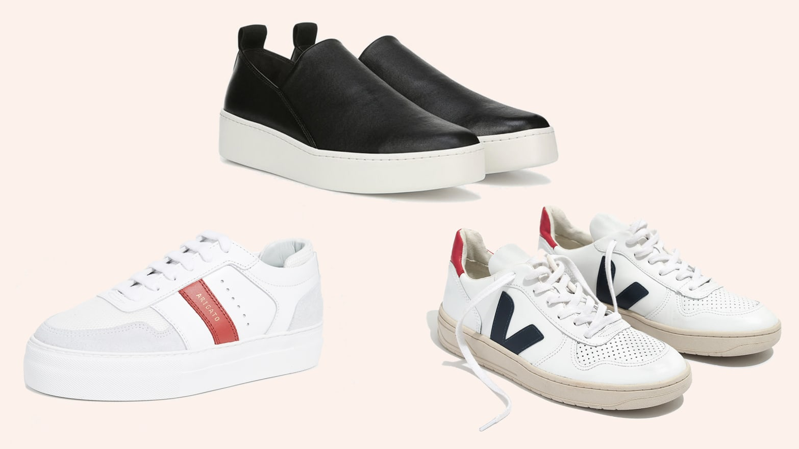 The Nicest Women's Sneakers for Everyday Wear