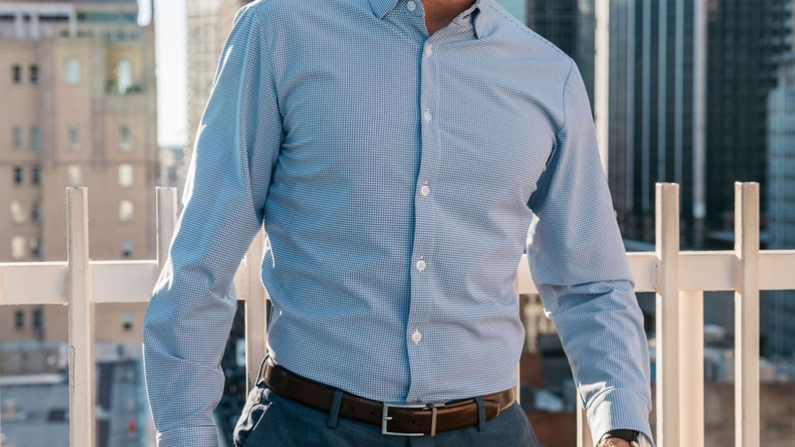 Athleisure Shirts for the Office From Lululemon, Everlane, Rhone, and More