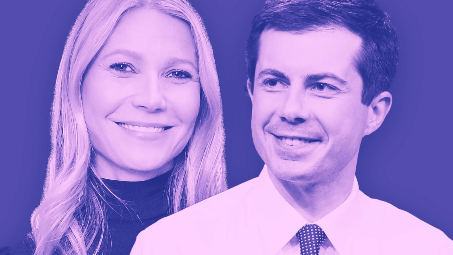 Pete Buttigieg Blasted for Cozying Up to Pseudoscience Goop Queen Gwyneth Paltrow