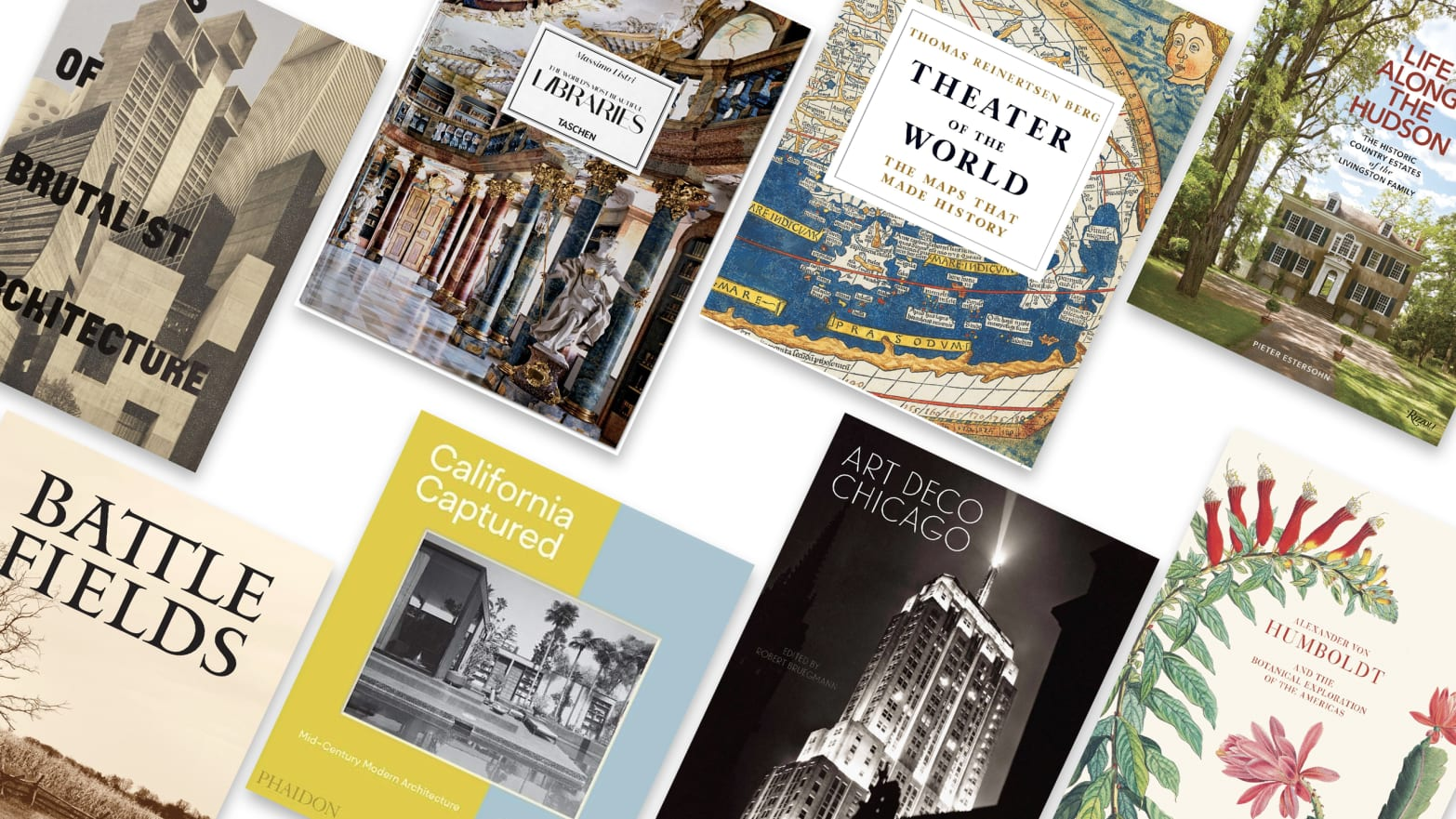 The Best Travel Coffee Table Books