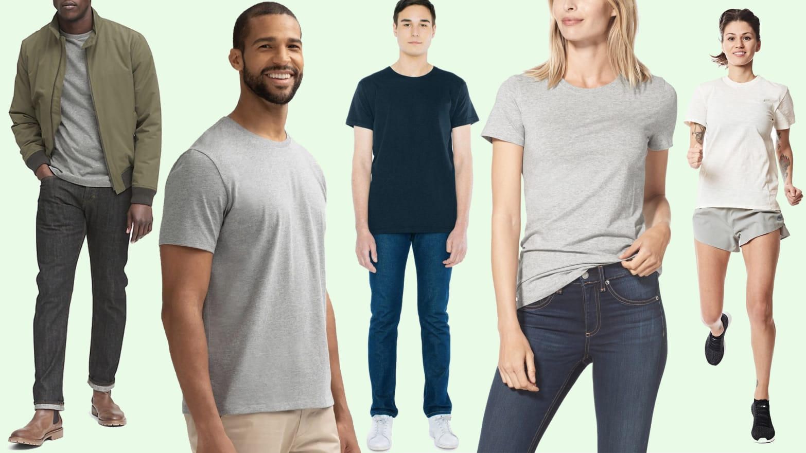 Pima Vs Supima What Type Of Fabric Makes The Best Cotton T Shirt For Your Style