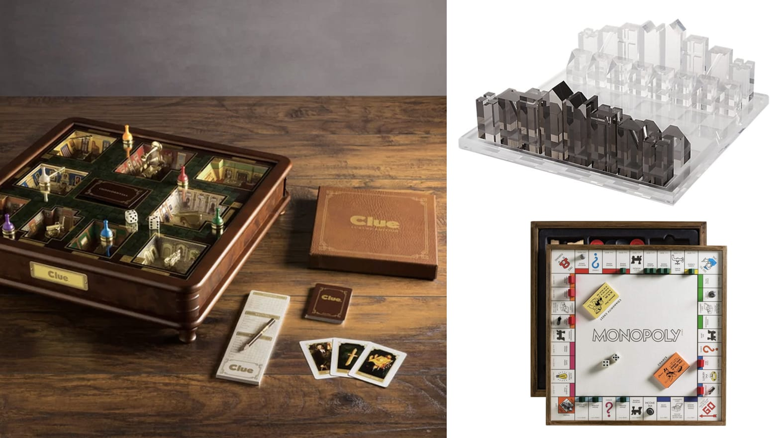 Luxury And Deluxe Board Games To Keep On Your Coffee Table