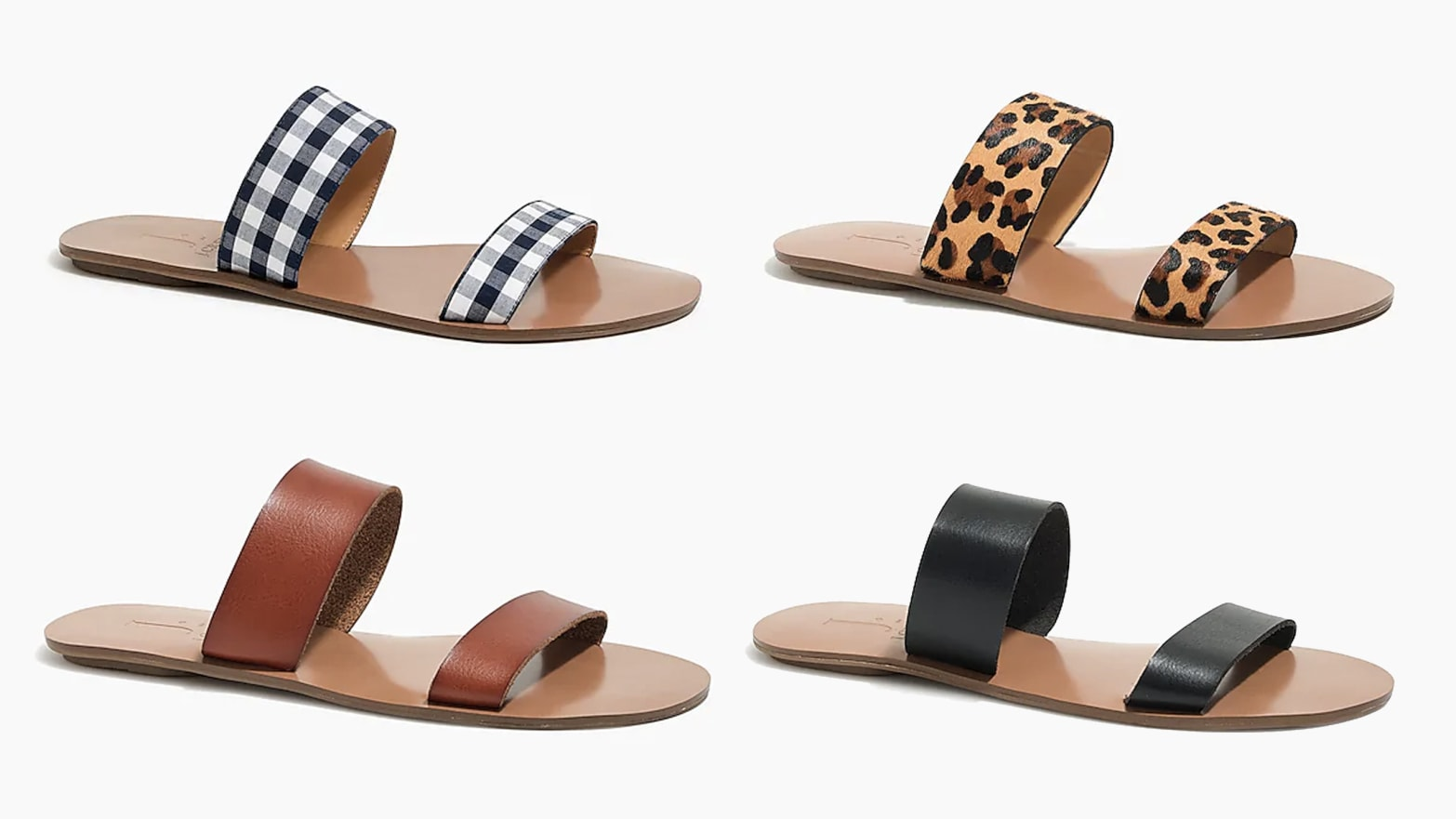J.Crew Factory Makes the Perfect Summer Sandal