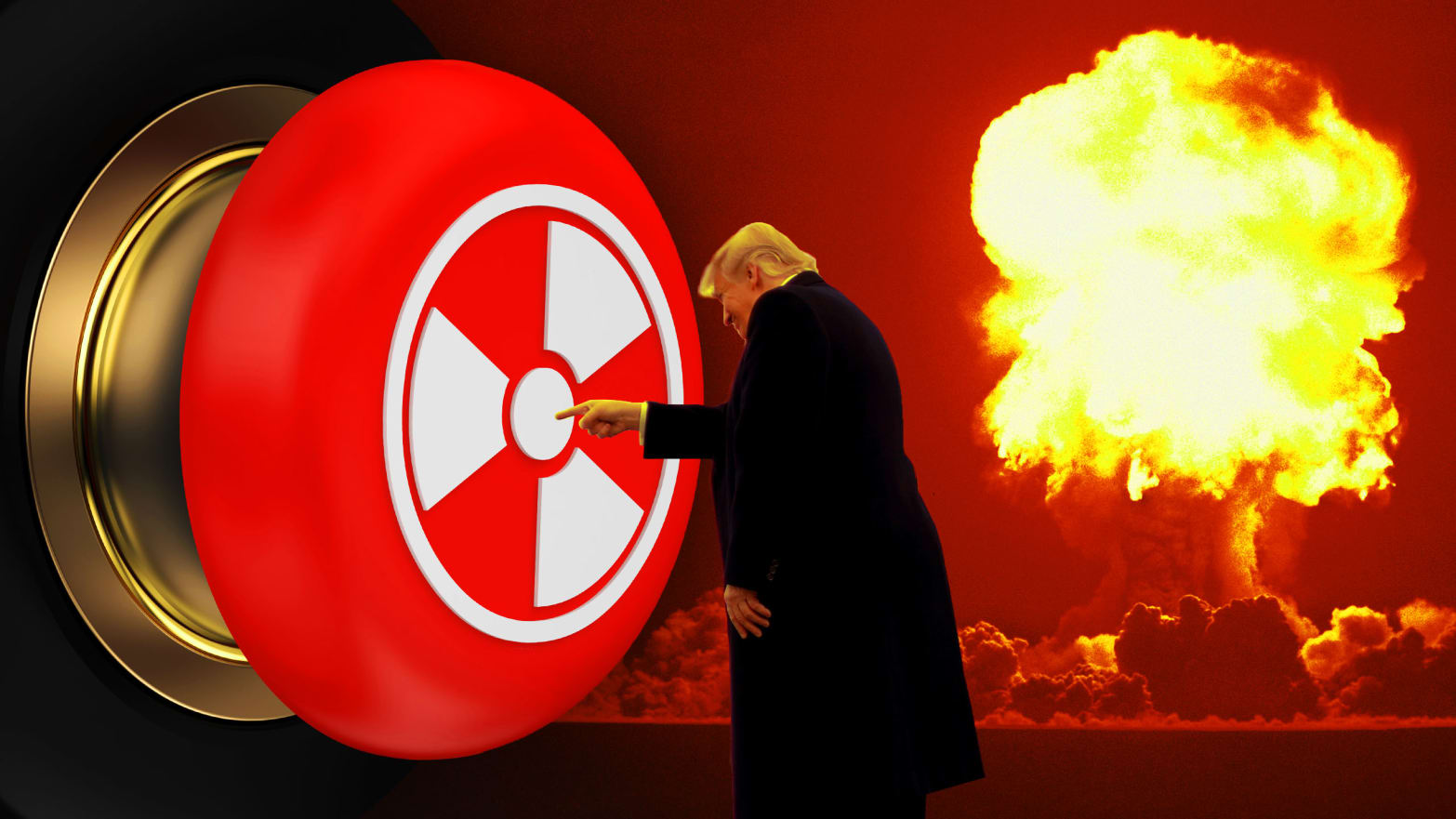Survey: Americans Say President Shouldn't Launch Nuclear Strike Without Congressional War Declaration