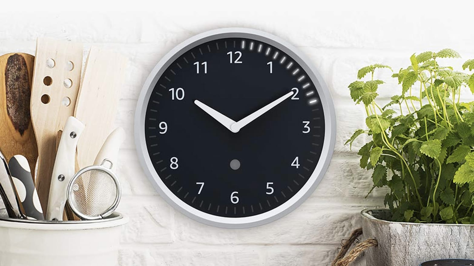 Shop the Amazon Echo Wall Clock