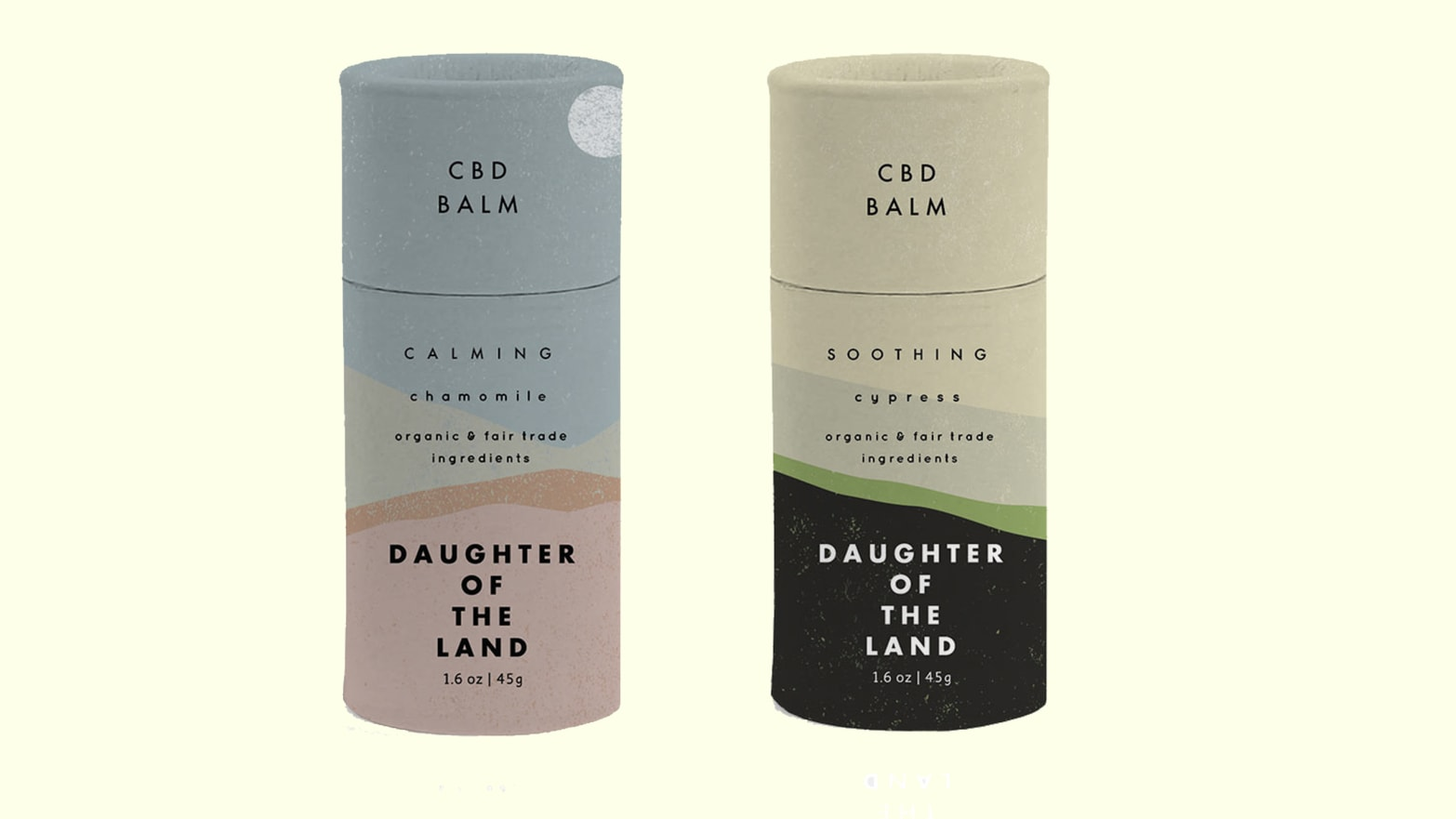 Try the CBD Balm Sticks from Daughter of the Land