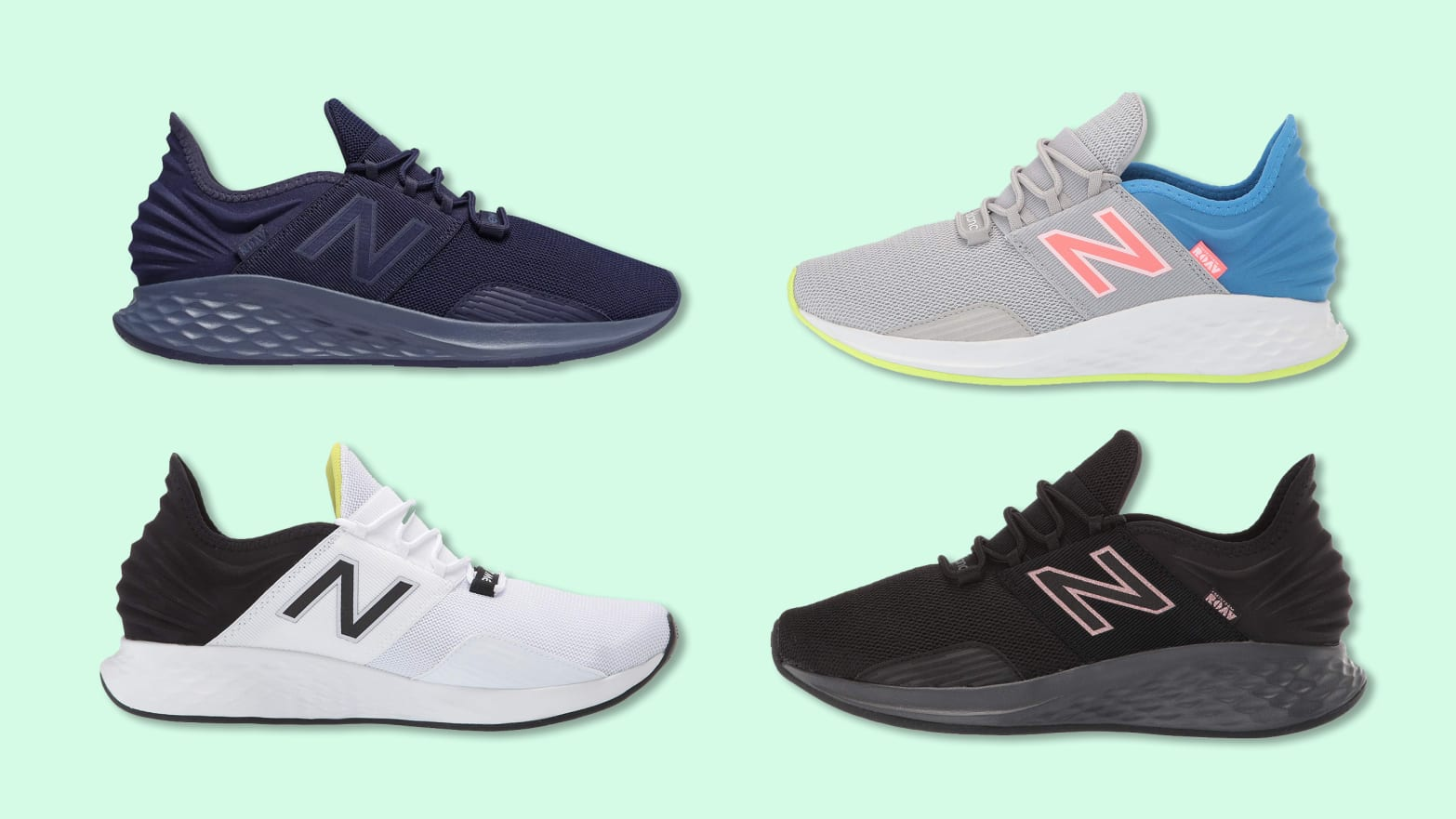 New Balance's New Fresh Foam ROAV Shoes Are Your Everyday