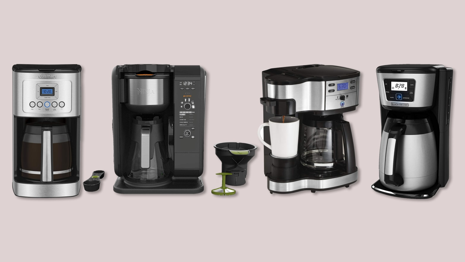 The Best Coffee Maker Carafe and Single-Serve Machines