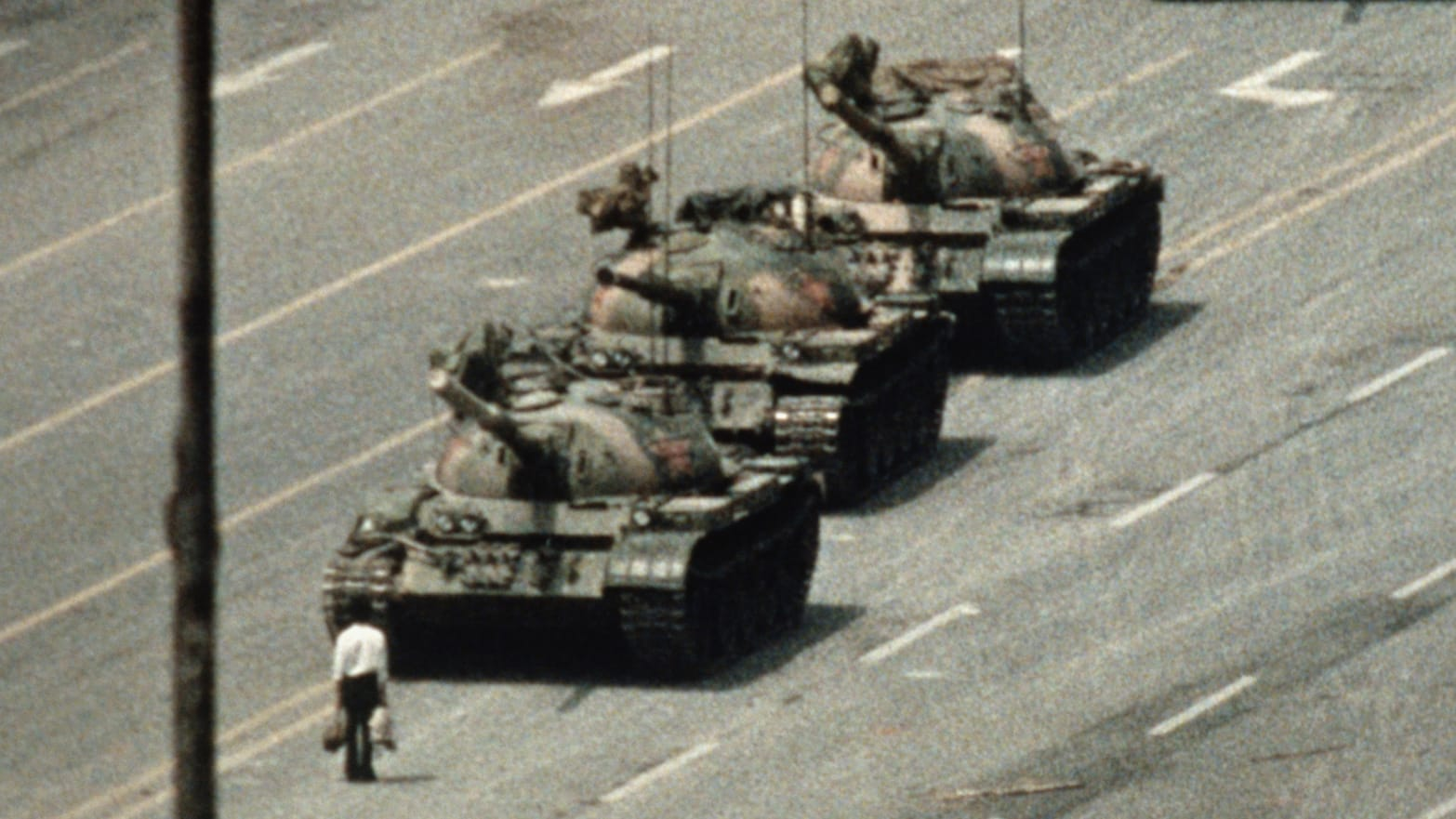 Tiananmen Square: Why China's Leaders Want to Erase 'May 35'
