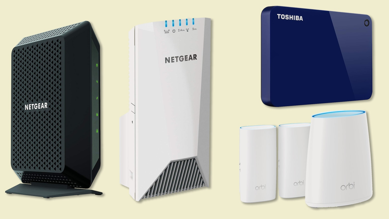 NETGEAR Home Internet Upgrades Are On Sale Today Only