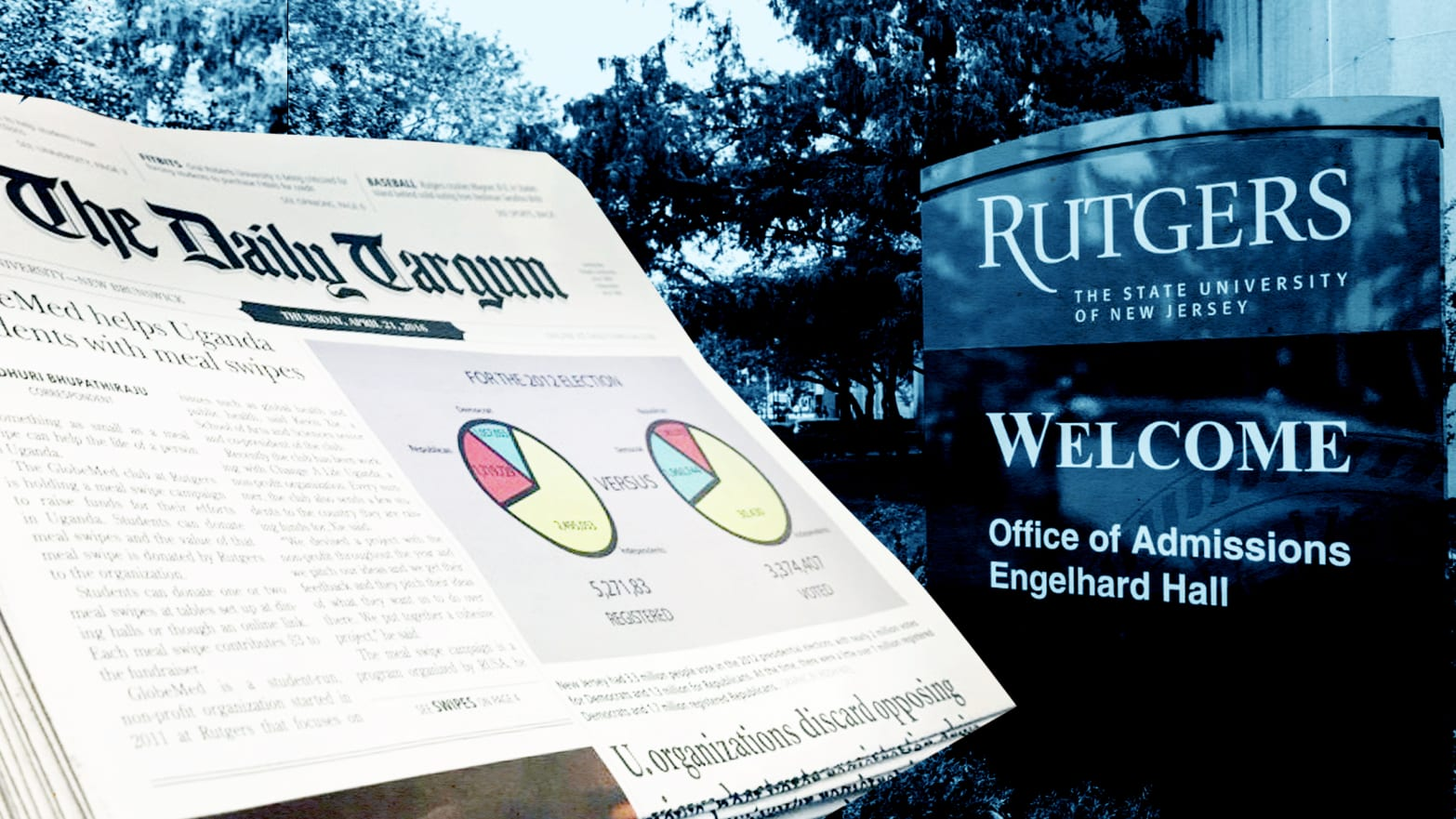 Rutgers Defunded Daily Targum Paper After It Called Out White Supremacist Propaganda