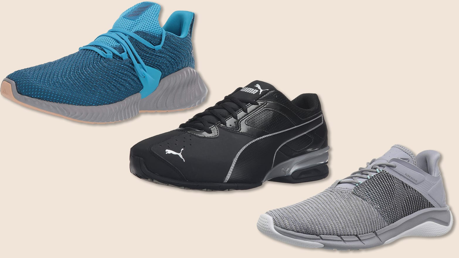 0daf5f8fabb09 PUMA, adidas, Reebok, and Other Top-Rated Shoes Are on Sale Today on ...