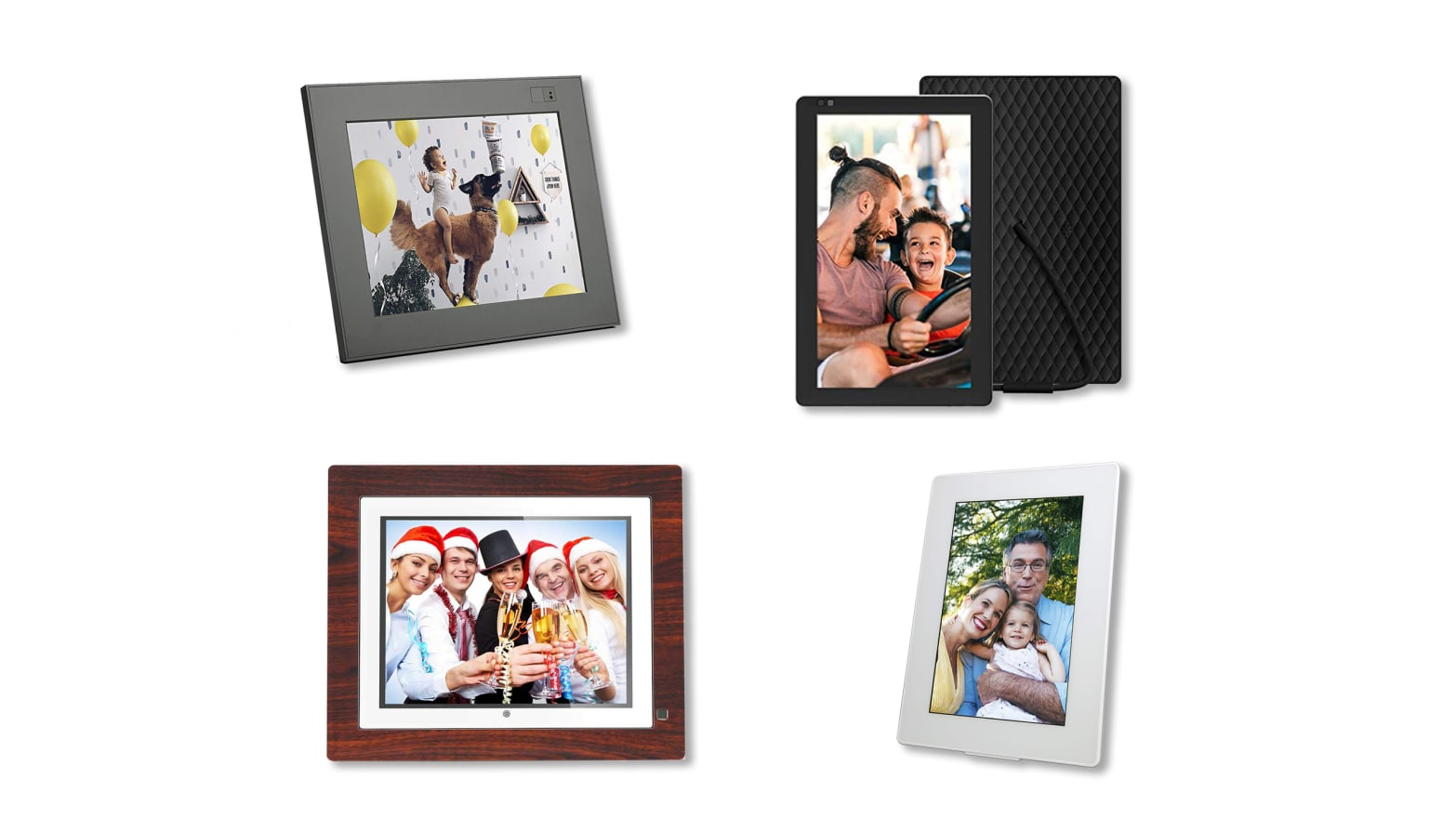 These Are the Best Digital Picture Frames You Can Get on Amazon