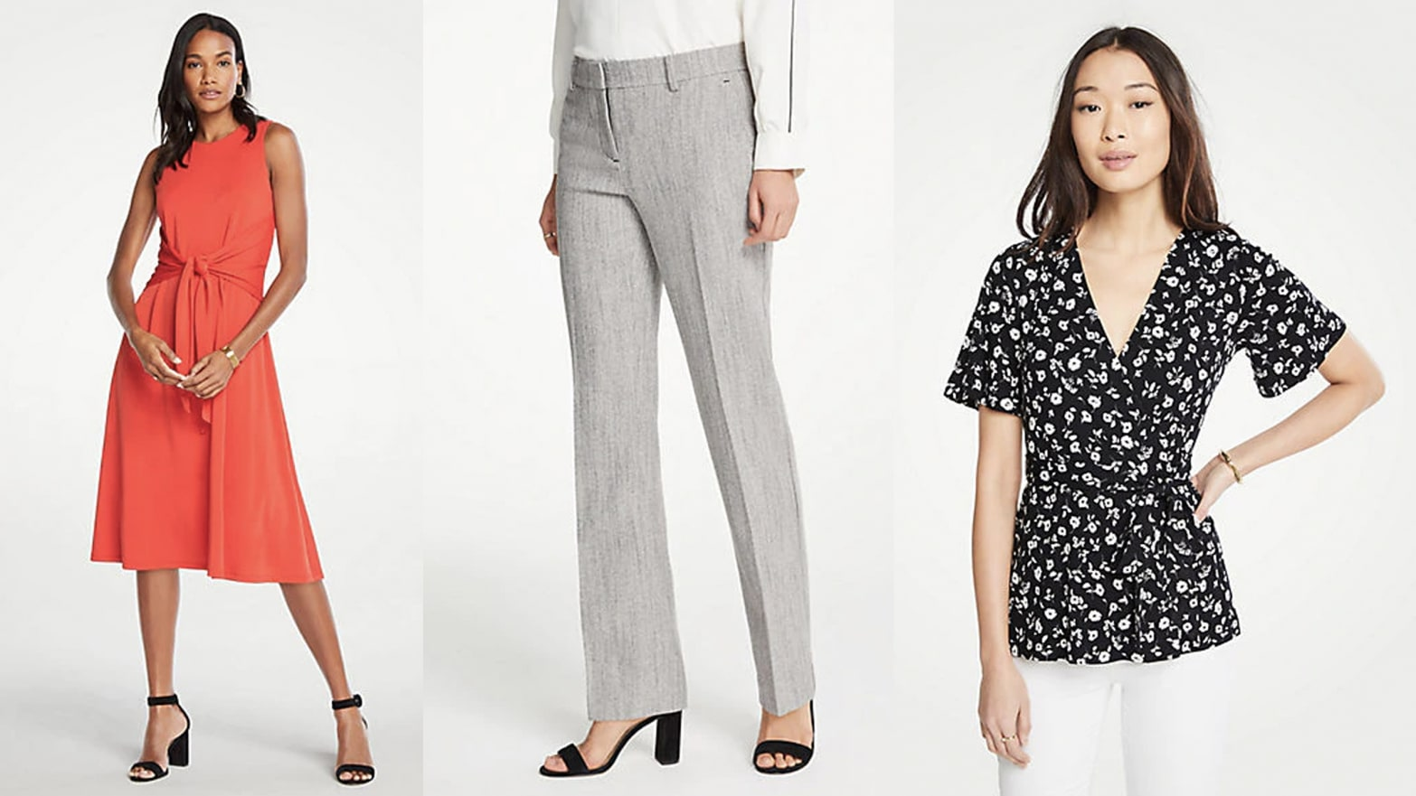 Shop the Ann Taylor Extra 60% Off Flash Sale