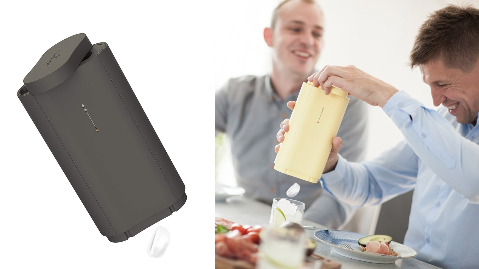 Try the ICEBREAKER Twisting Ice Cube Tray