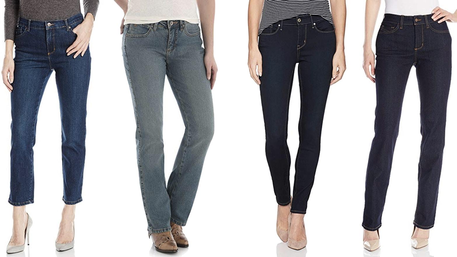 Shop the Best Women's Jeans on Amazon
