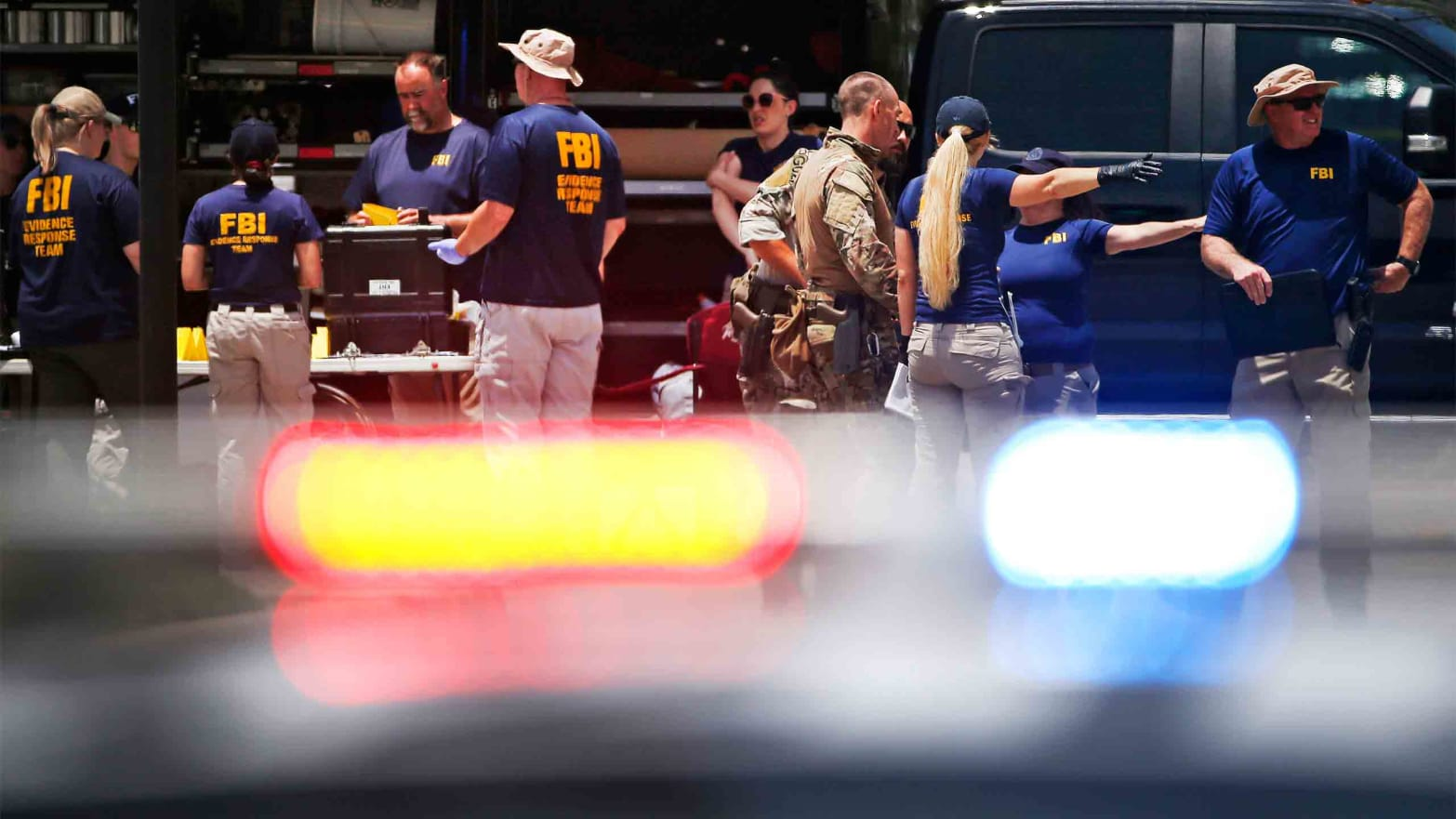Dallas Federal Building Shooter Latest 'Hero' in Endless American Carnage Series Brought to You by the NRA
