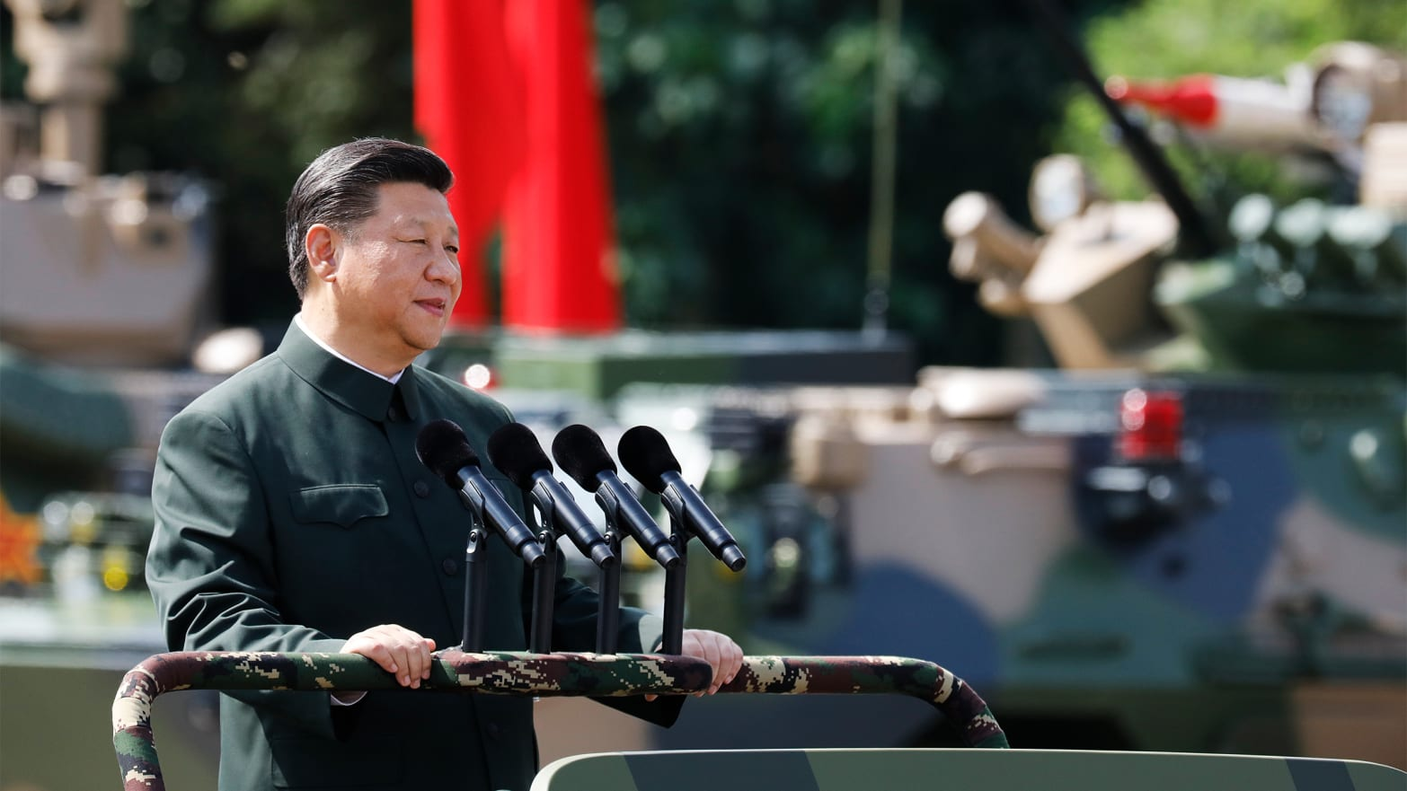 In Hong Kong After Mass Protests, Desperate Xi Jinping Needs a Win