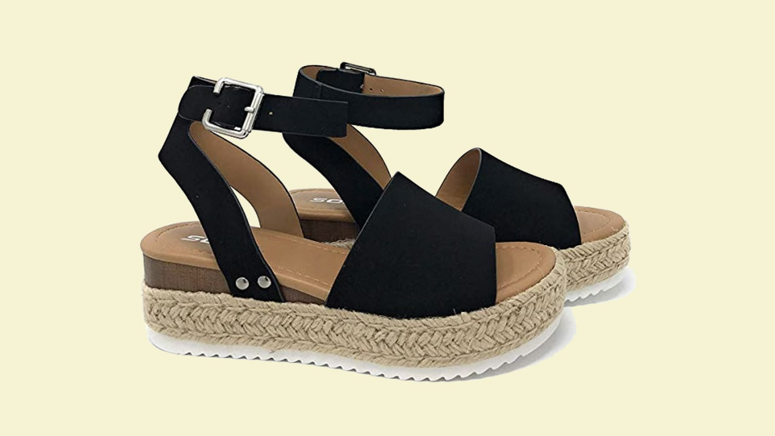 official supplier best place best website Shop These Platform Espadrilles From Amazon