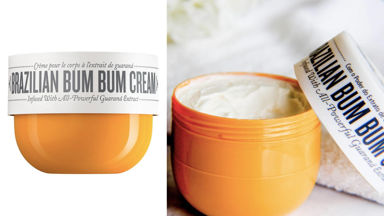 Brazilian Bum Bum Cream Is Body Lotion on Steroids