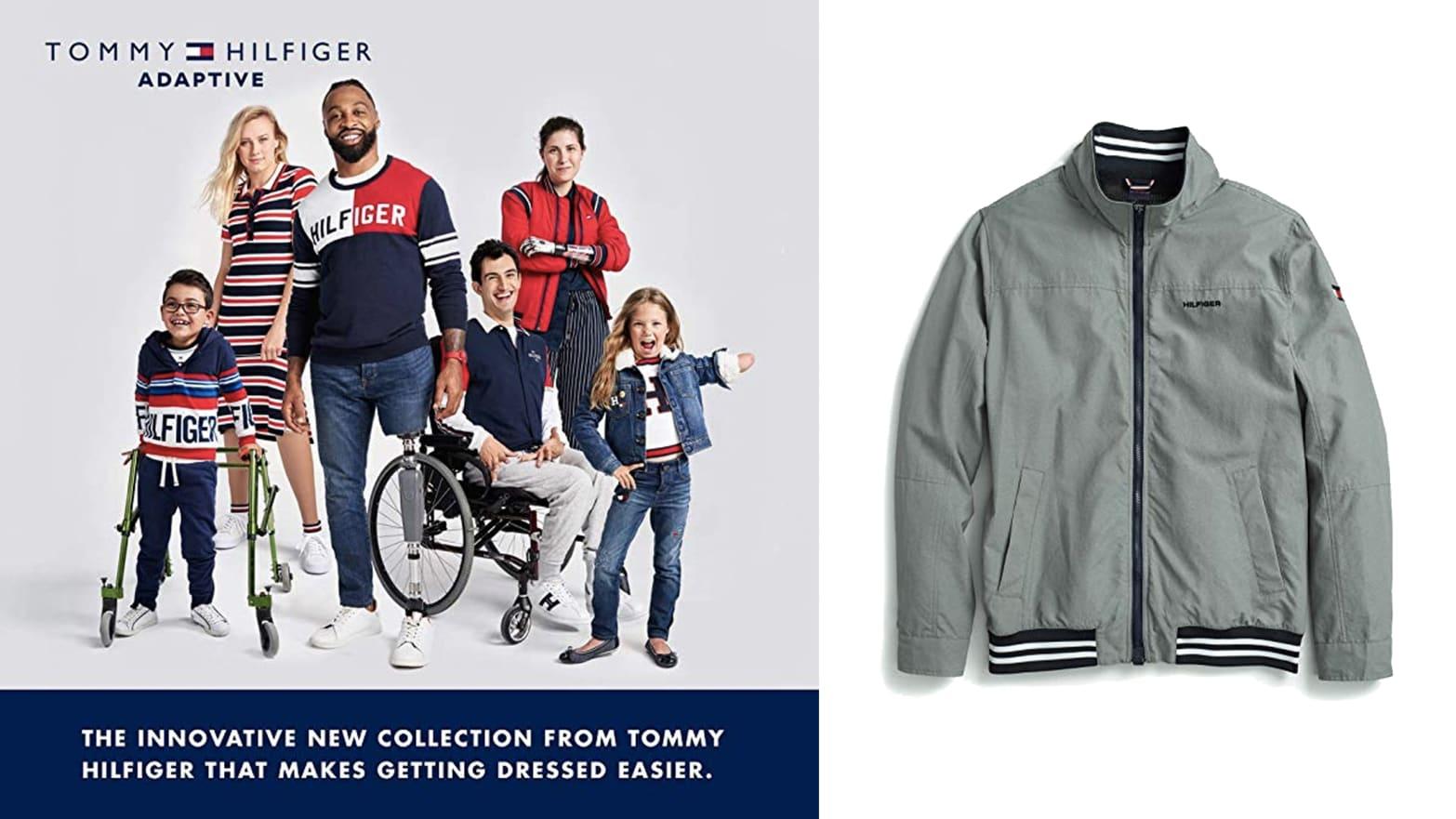 damen spätester Verkauf professionelles Design Shop the Tommy Hilfiger Adaptive Clothing Sale on Amazon