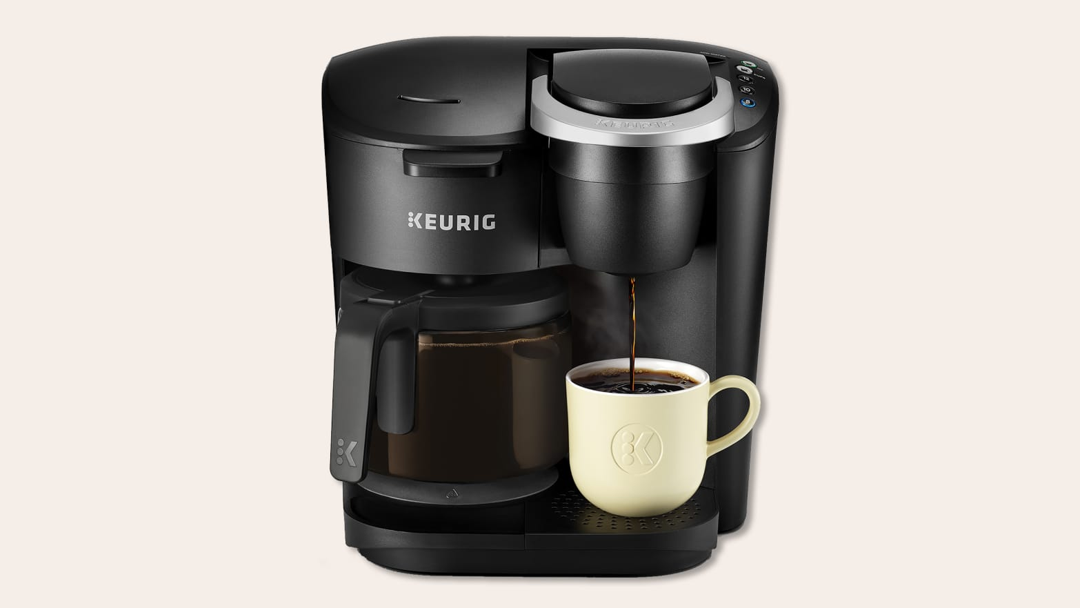 Keurig Launched Its First Ever Coffee Maker Able To Brew