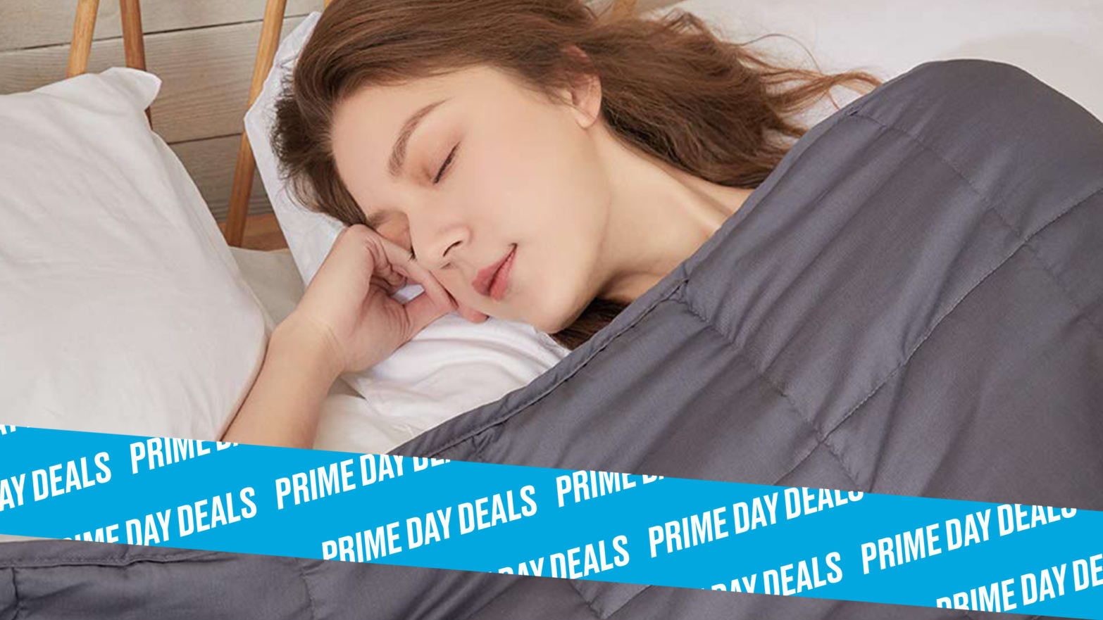 ZonLi Weighted Blankets are 20% Off for Prime Day