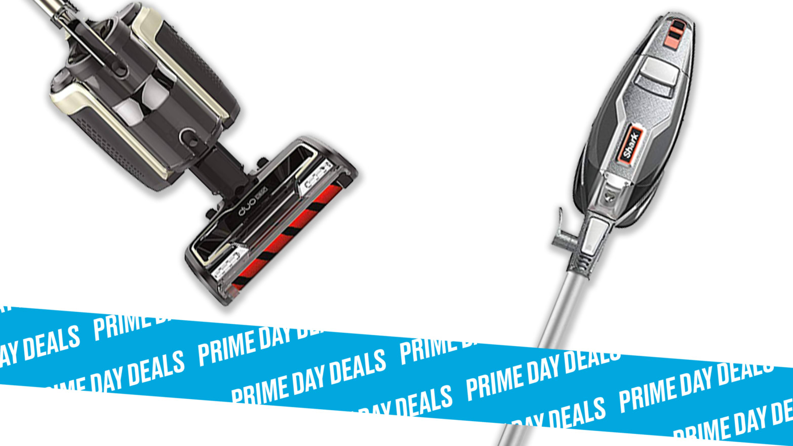 Cordless Shark Vacuums are At Least 50% Off This Prime Day