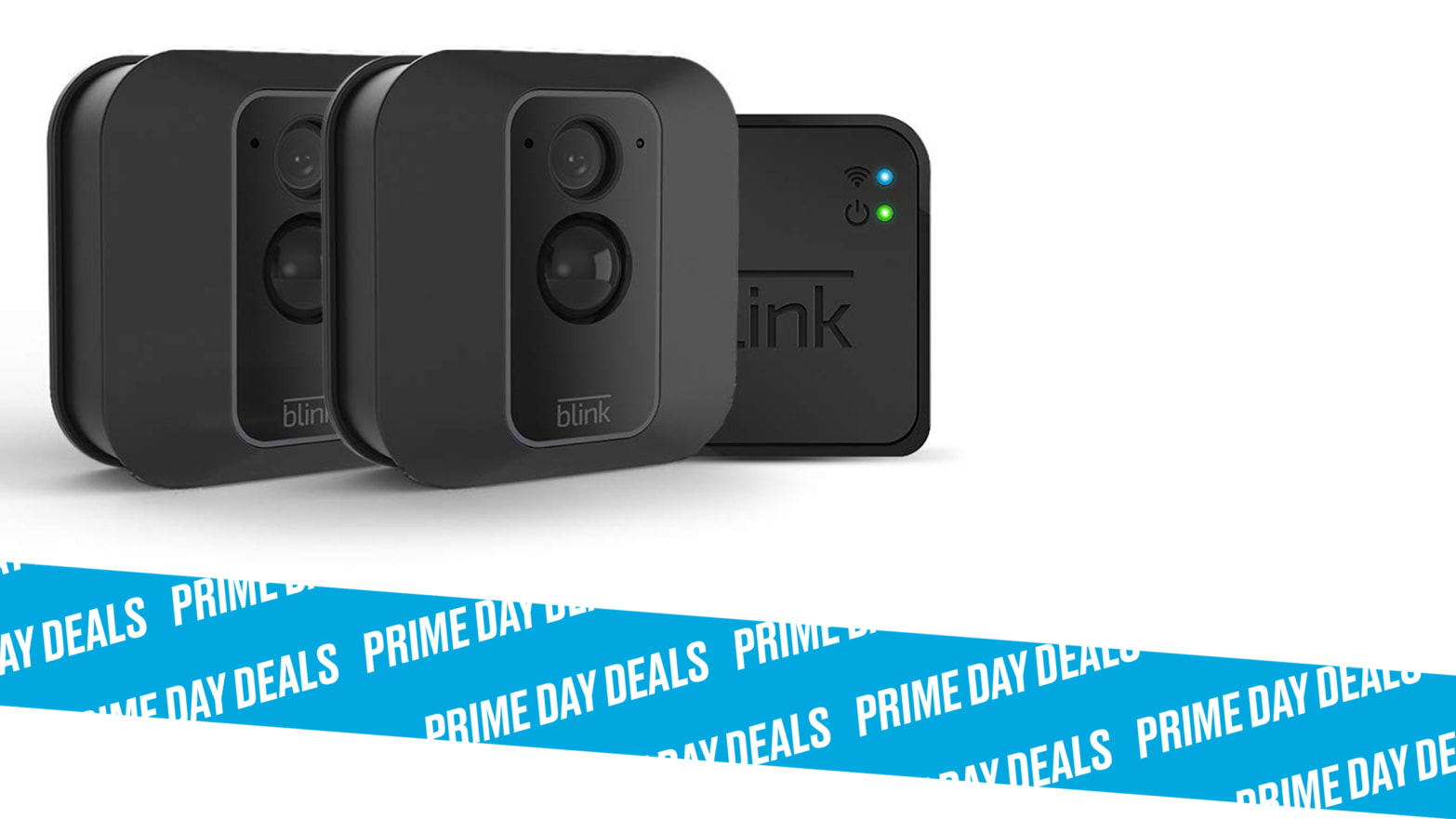 The Blink XT2 Smart Security Camera Is Nearly Half Off During Prime Day