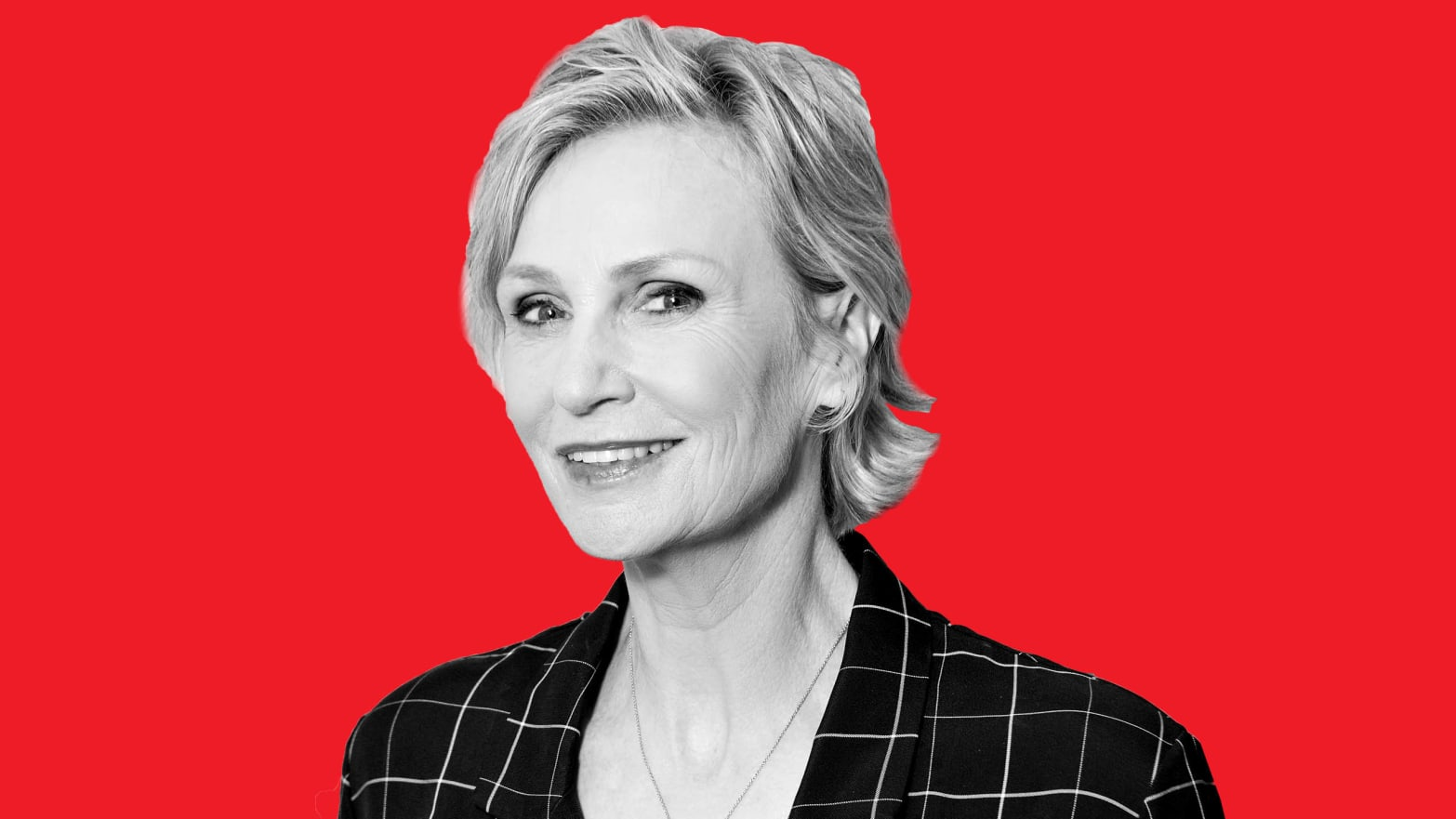 'The Last Laugh' Podcast: Jane Lynch on How Her 'Glee' Character Reminds Her of Trump
