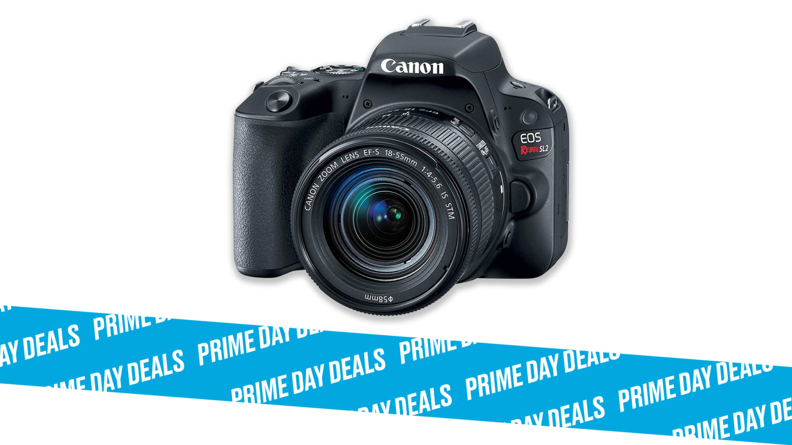 Amazon Cuts Canon Rebel Cameras Prices by Hundreds for Prime Day