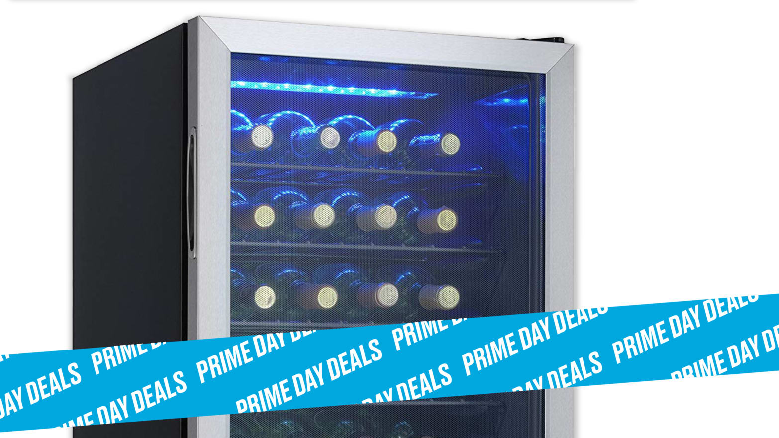 Amazon Marked Down Its Top-Selling Wine Cooler From $300 to $200