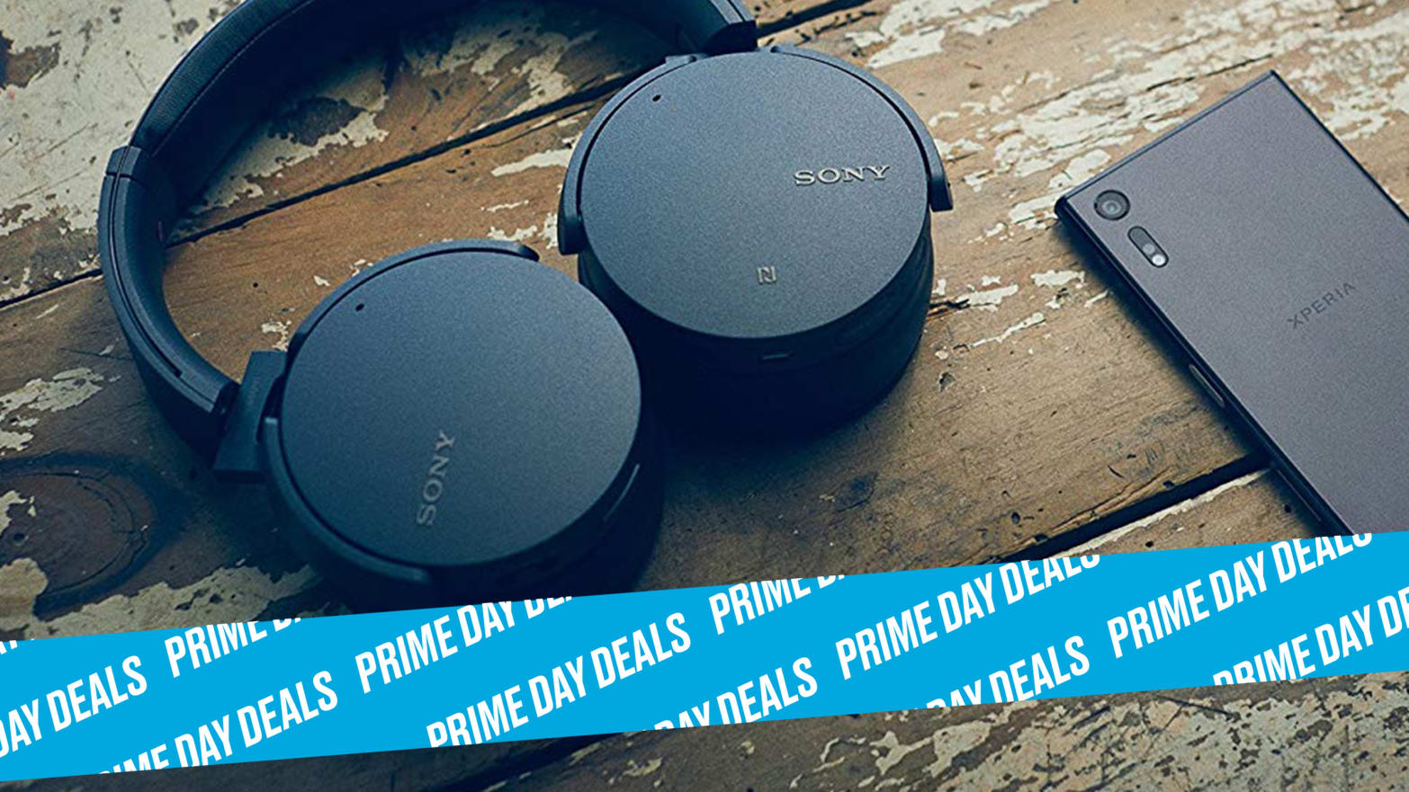 Amazon Drops $30 Off Sony's Extra Bass Noise Canceling Headphones for Prime Day