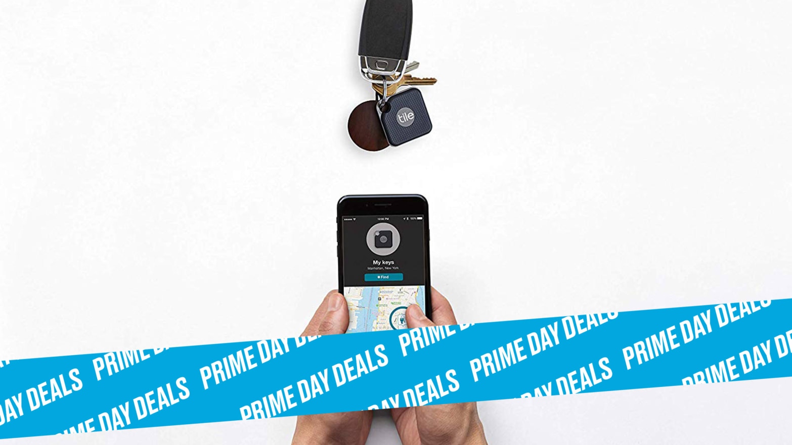 Prime Day Has Tile Trackers Marked Down 30 On Amazon