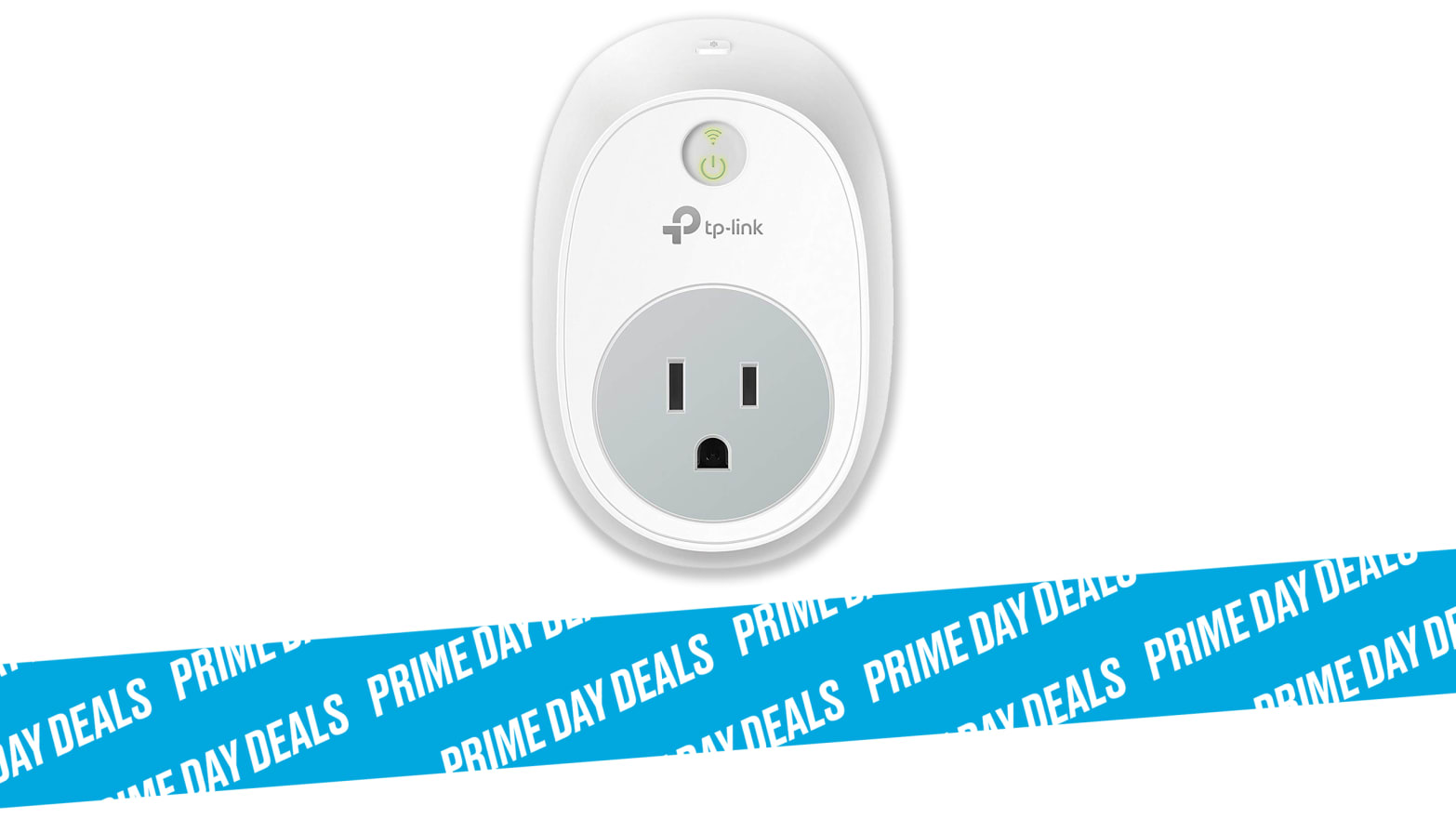 The Kasa Smart WiFi Plug Is Down to $12 for Prime Day