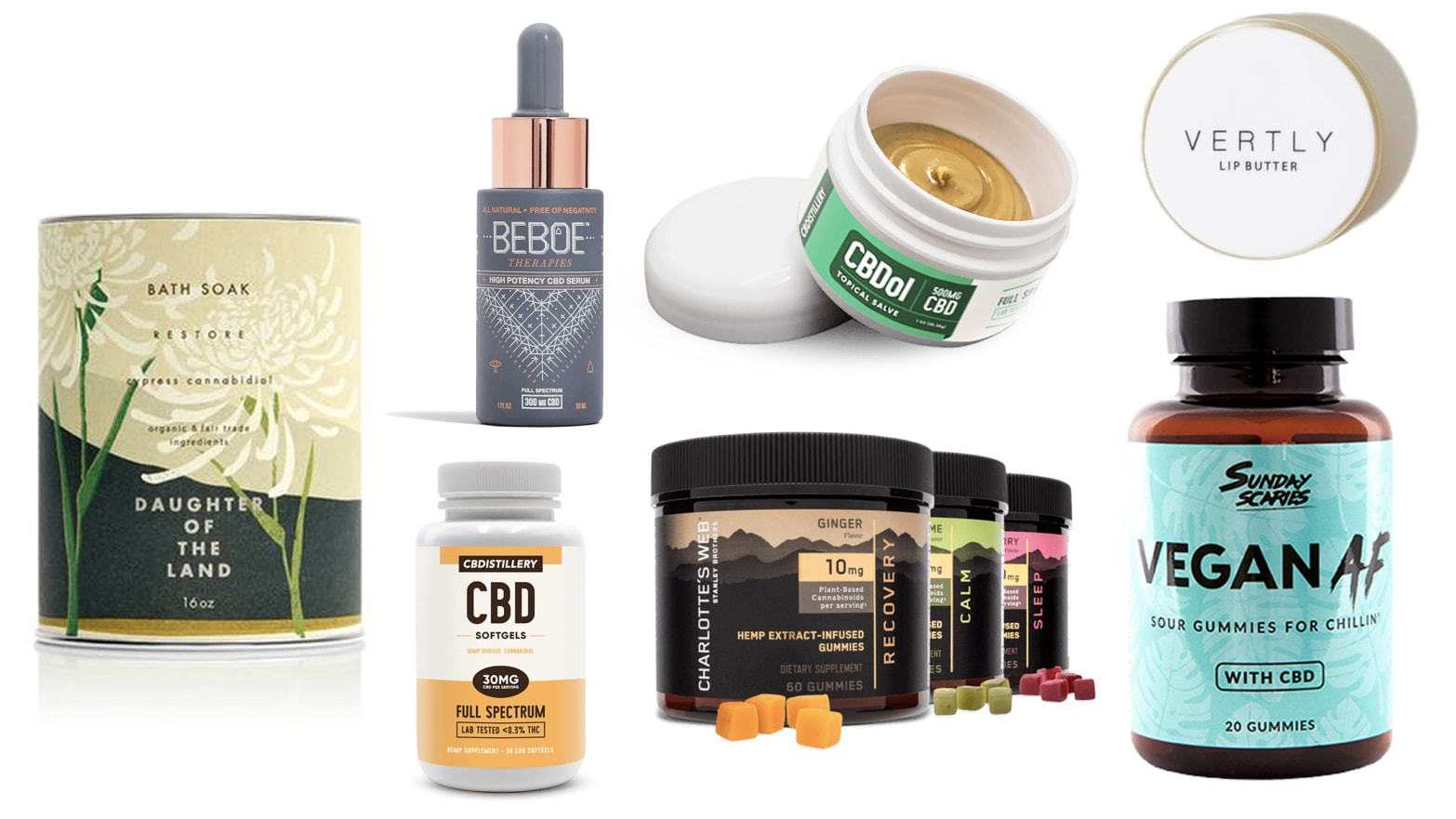 Celebrate National CBD Day With Our Favorite Picks