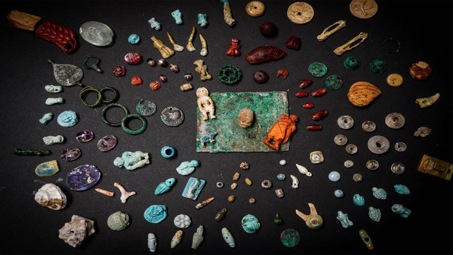 Pompeii's Latest Find? Tiny Penises and Seduction Charms