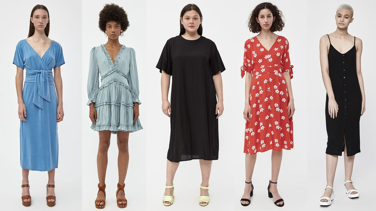 From Paloma Wool to Farrow, the 5 Best Dresses From the Need Supply Sale