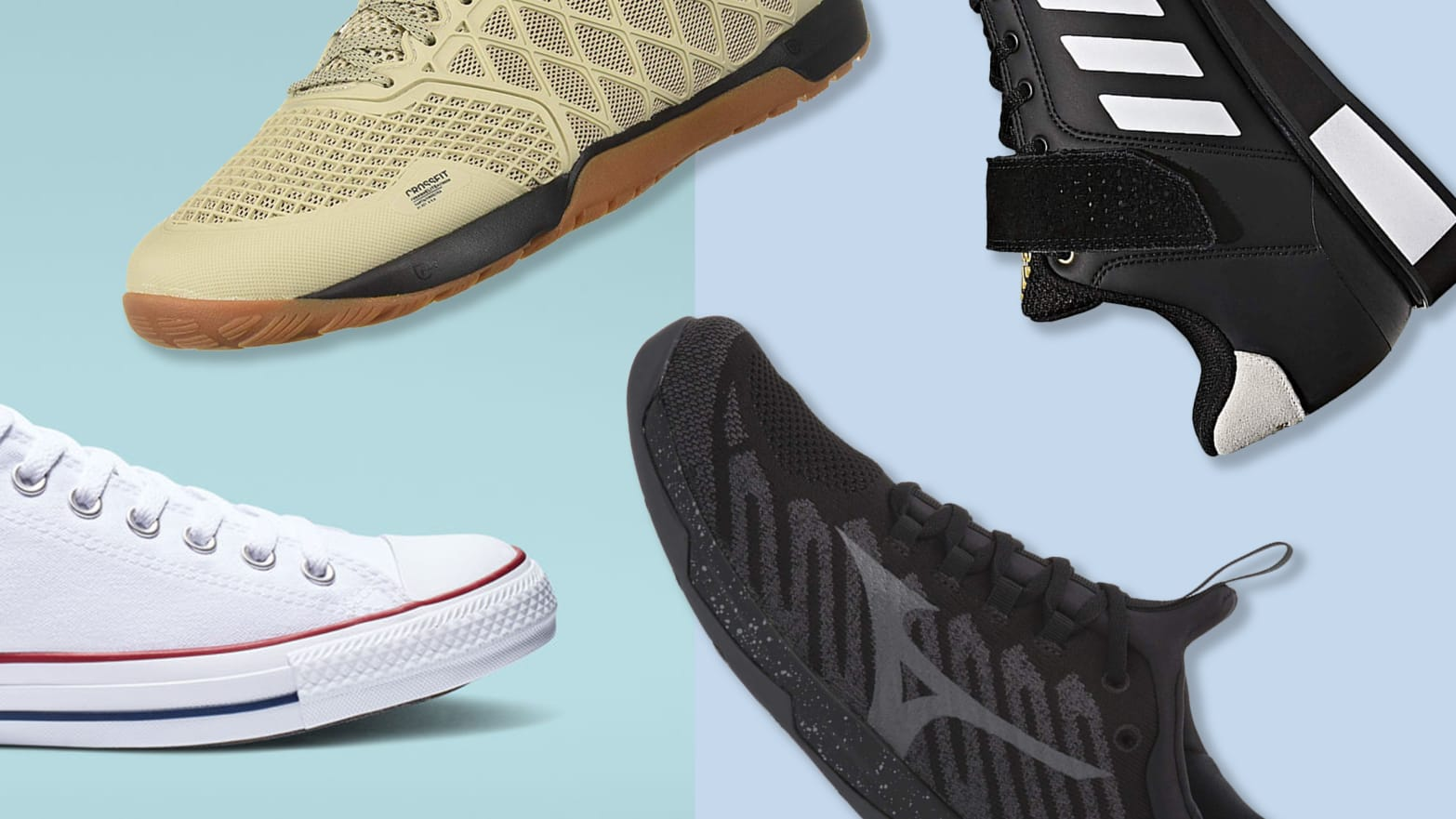 Lift Better With the Best Strength Training Shoes