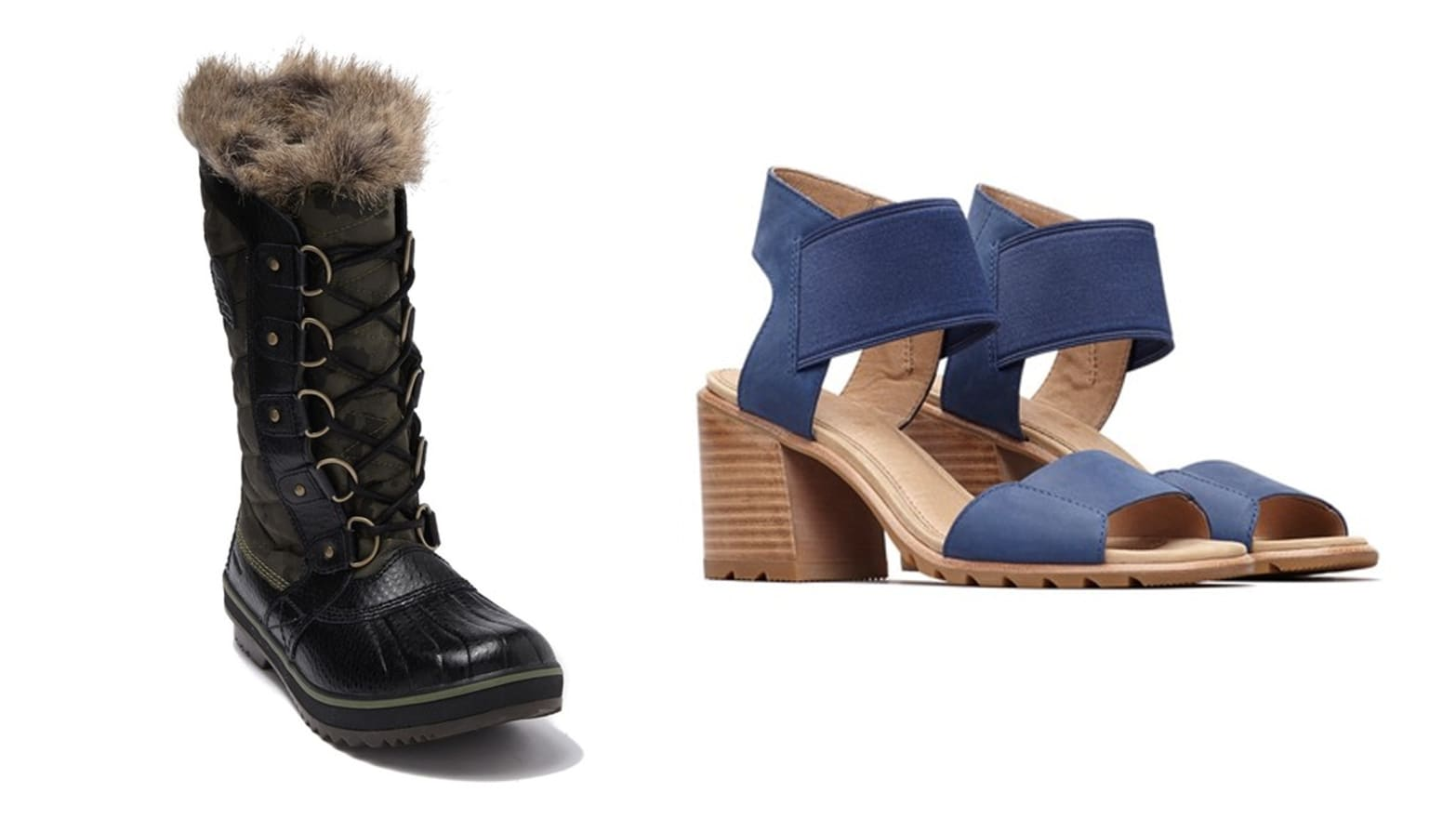 Sorel Boots and Sandals Are Up to 50% Off at Nordstrom Rack