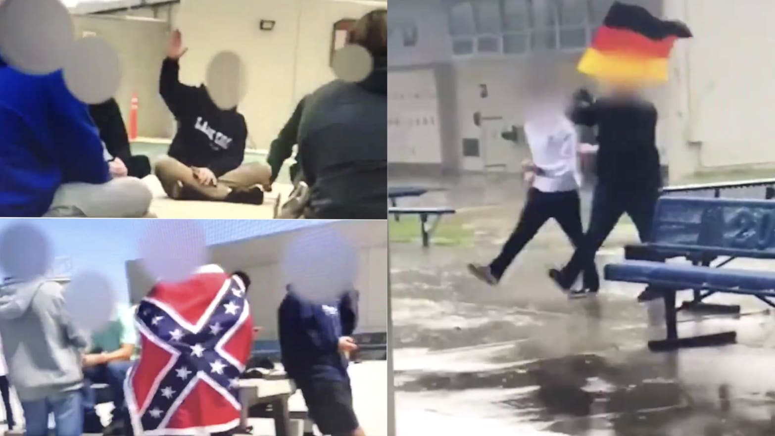 Second Nazi Video Emerges of Pacifica High-School Students in California
