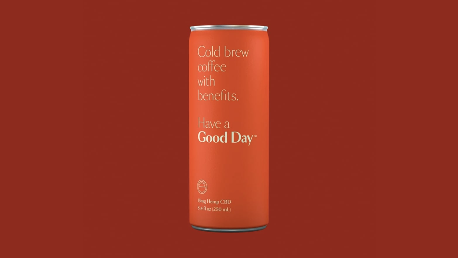 Good Day CBD Cold Brew Coffee Is a Punch of Caffeine with a Wash of CBD