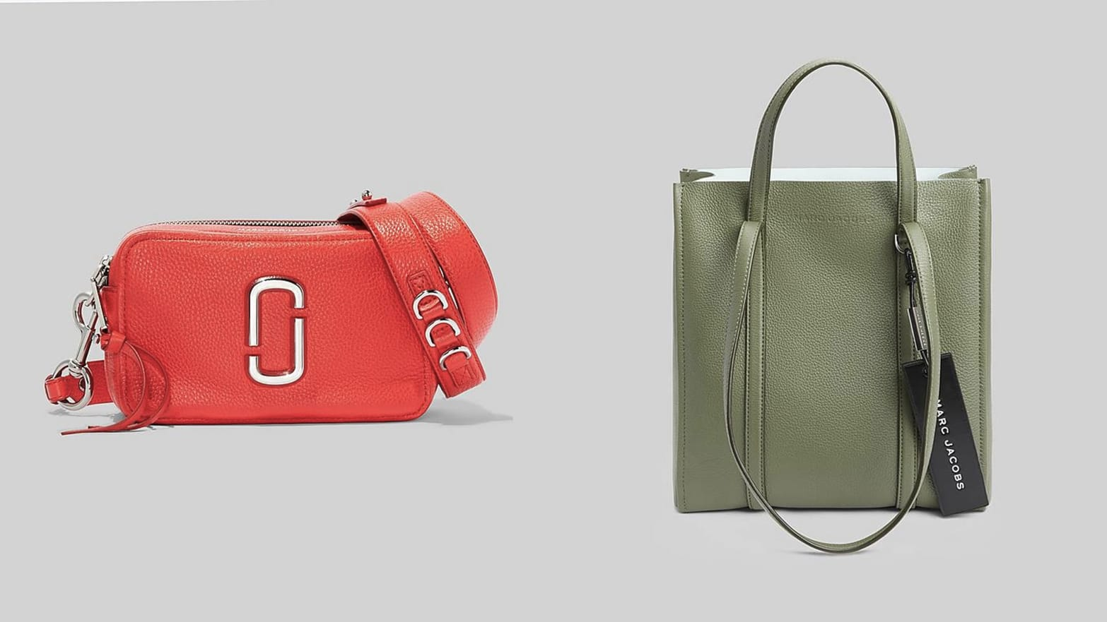 Take 40% Off Marc Jacobs Bags, Jackets, and More