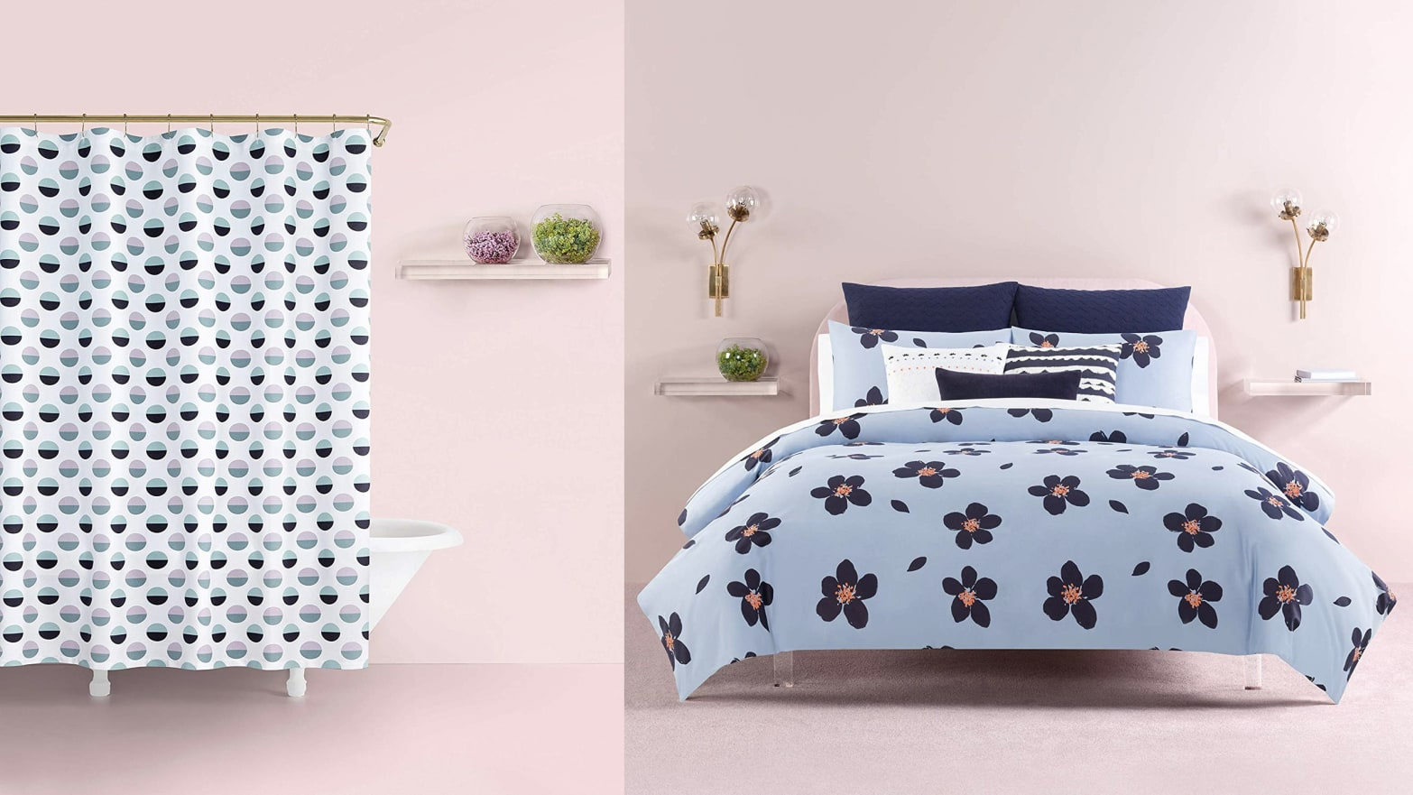 The New Kate Spade Home Collection is Now on Amazon