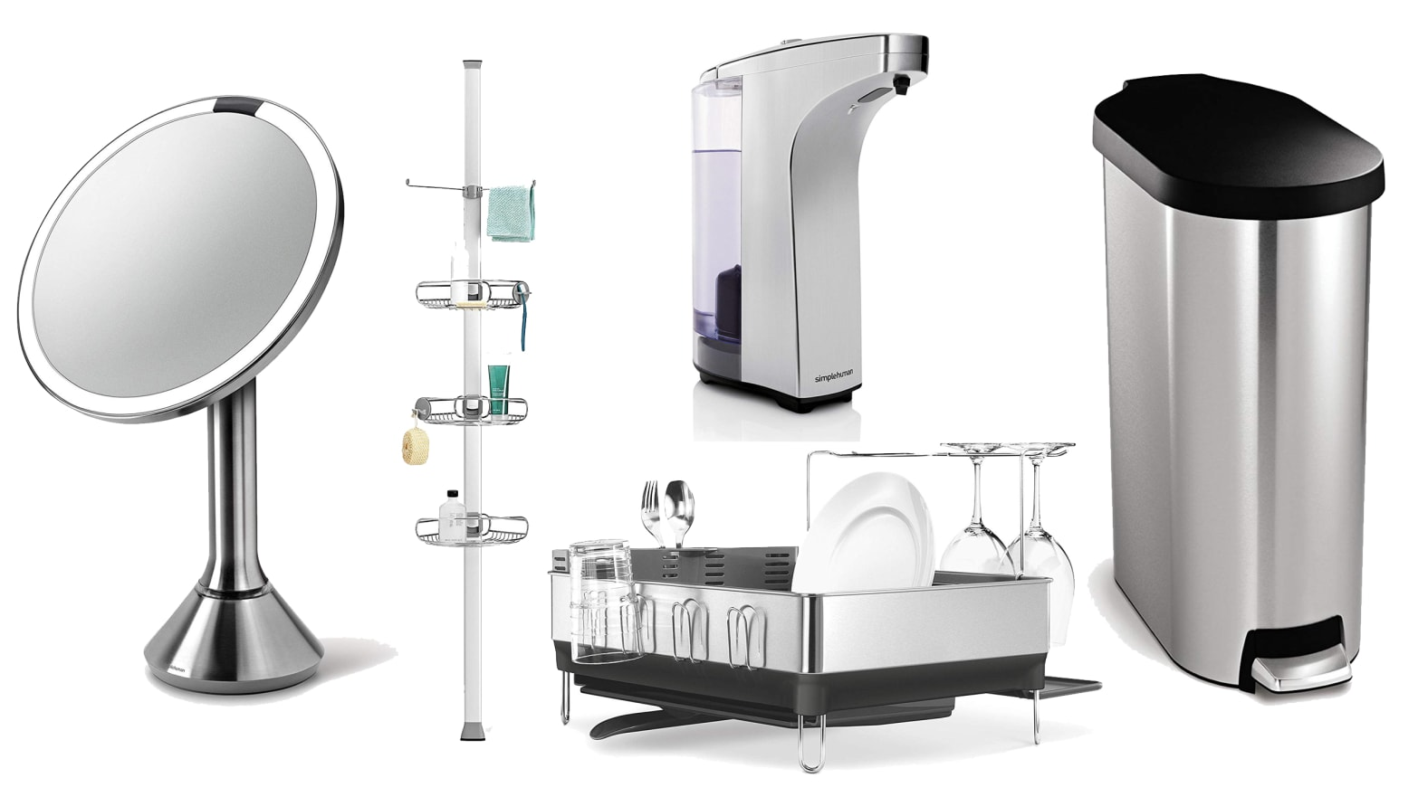 The Top Five Essentials to Get From simplehuman