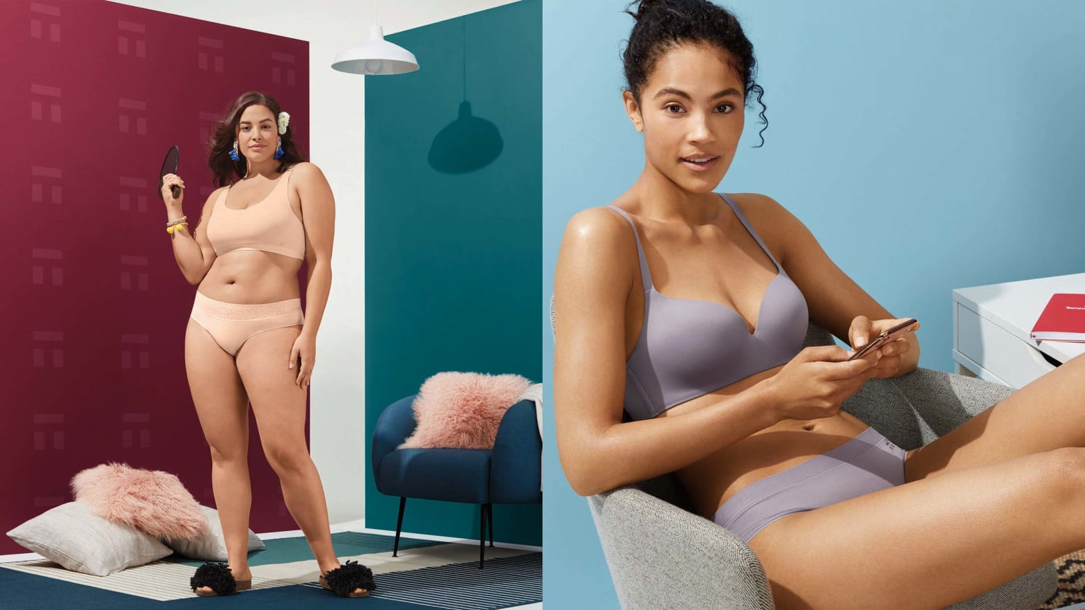 Tommy John's New Bras Prove You Can Enjoy Wearing One