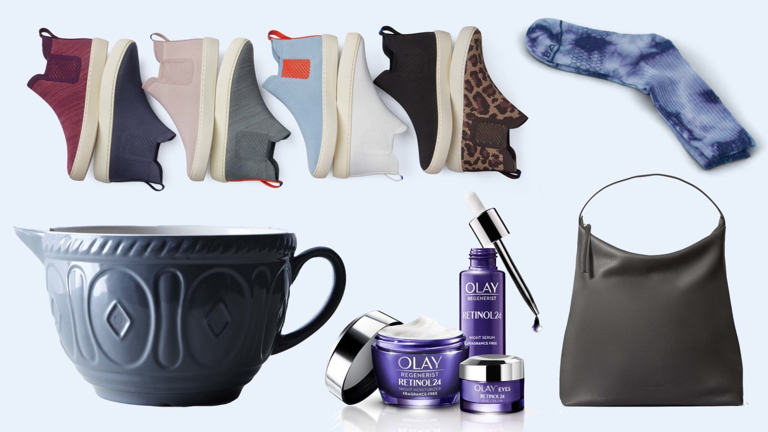 The Best New Launches from Rothy's, Everlane, Olay, and More