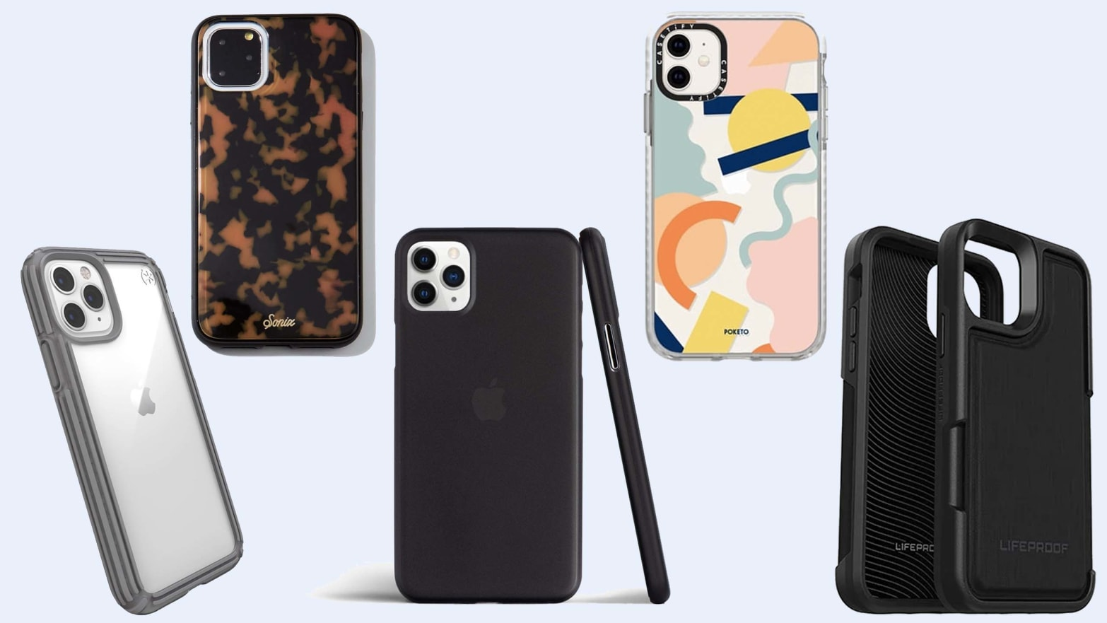 The Best Cases for the New Apple iPhone 11, iPhone 11 Pro, and iPhone 11 Pro Max