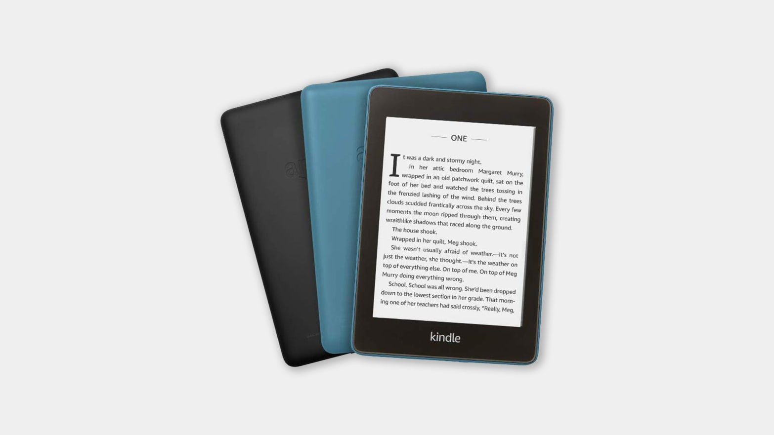 Get the Newest Kindle Paperwhite for $90 Right Now