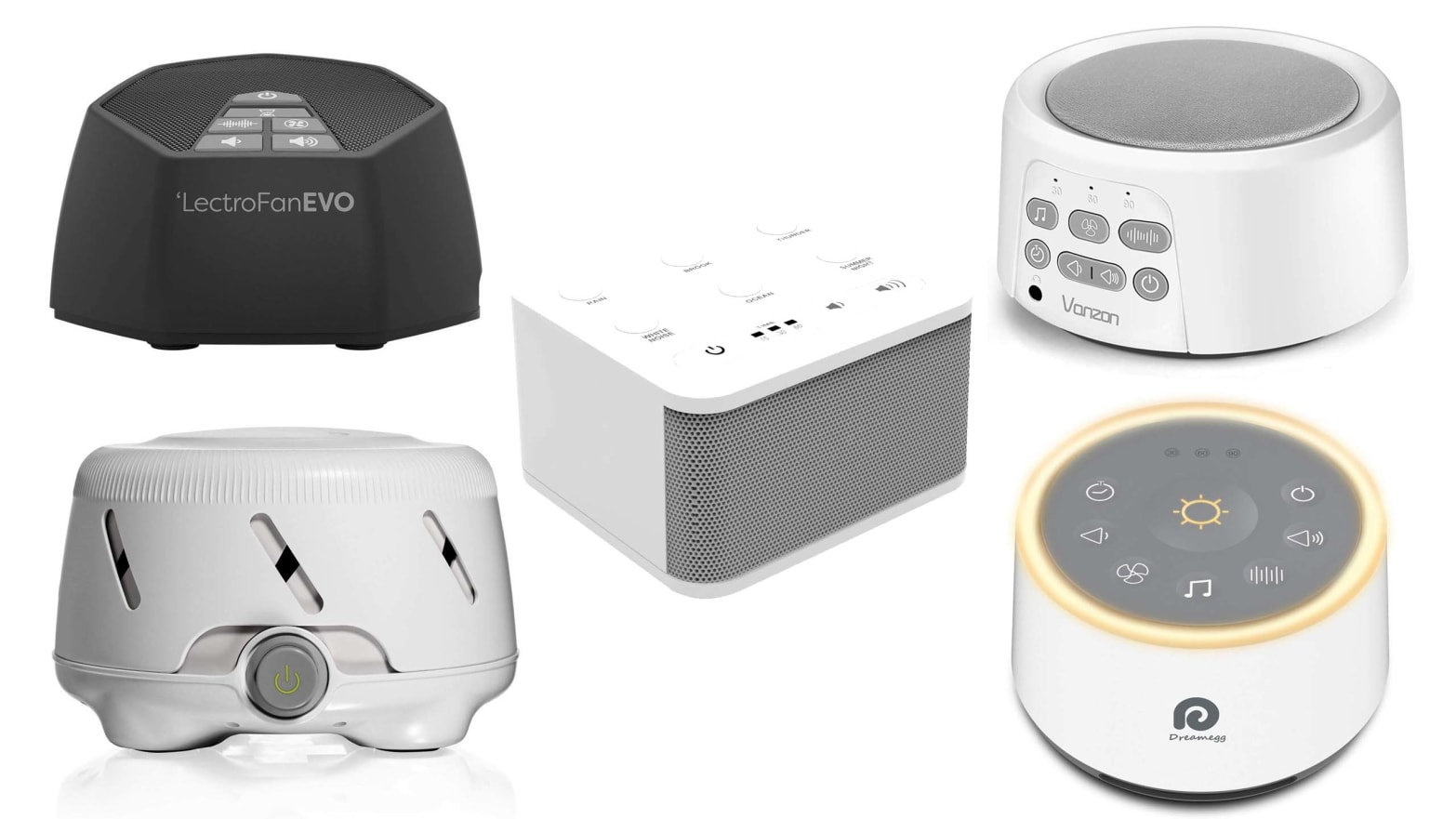 The 5 Best White Noise Machines on Amazon